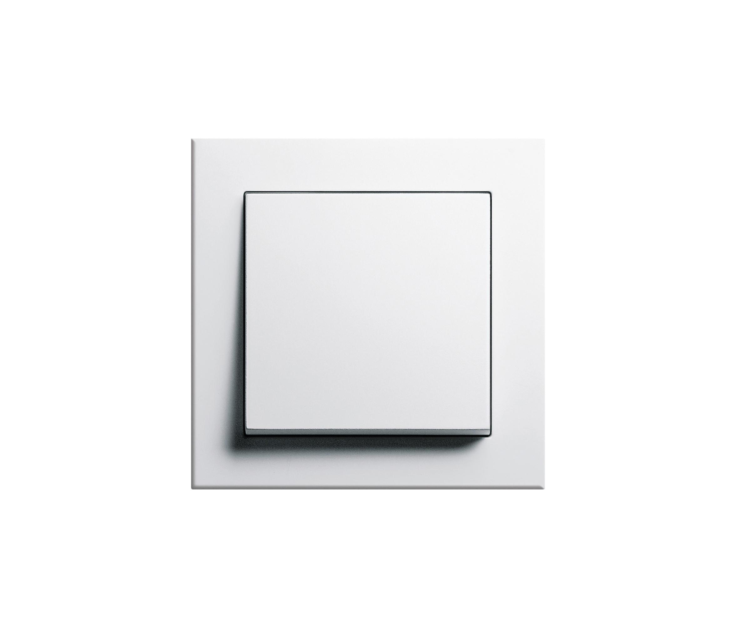 e2 lichtschalter tastschalter von gira architonic. Black Bedroom Furniture Sets. Home Design Ideas