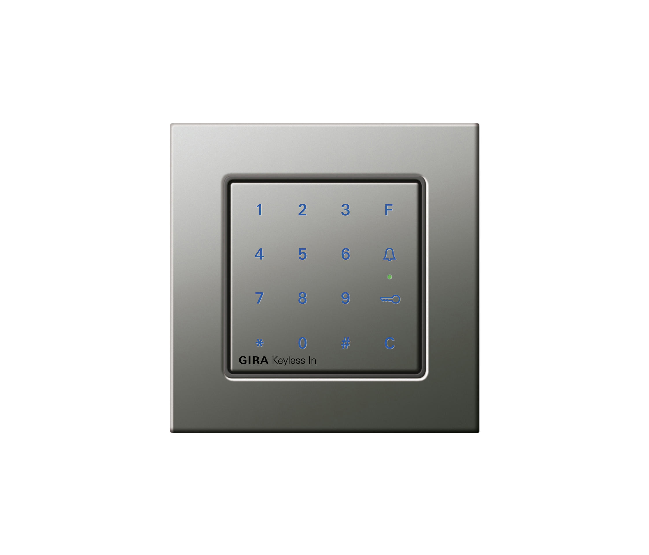 e22 keyless in code locks from gira architonic. Black Bedroom Furniture Sets. Home Design Ideas