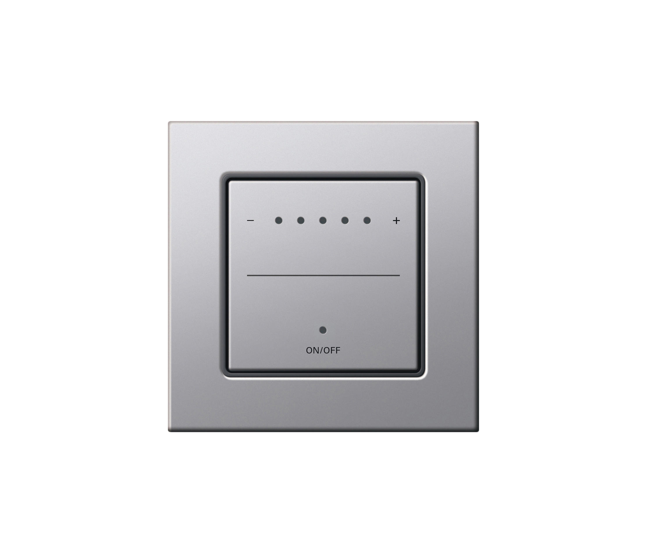 e22 touch dimmer button dimmers de gira architonic. Black Bedroom Furniture Sets. Home Design Ideas