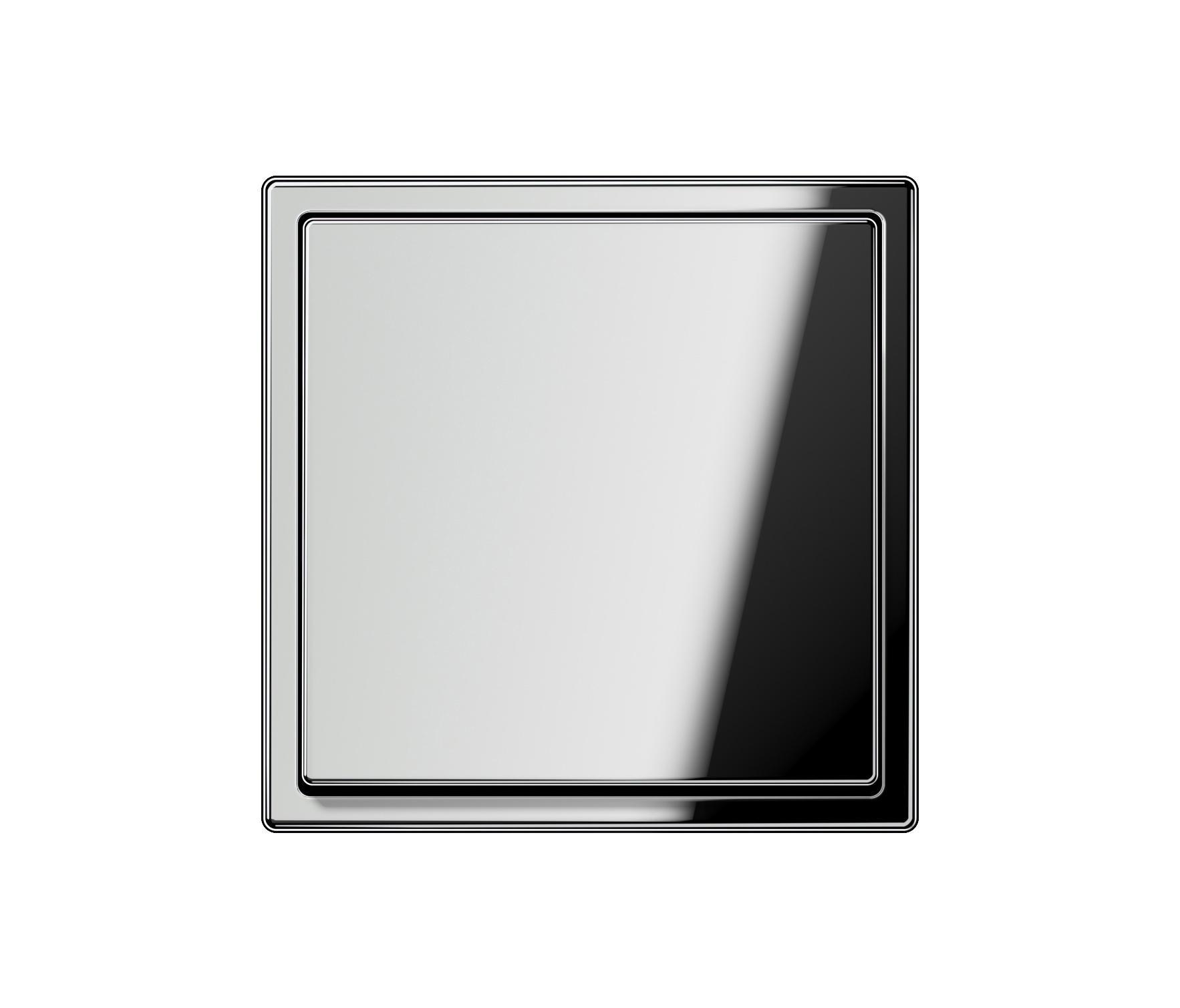 ls 990 ganzchrom schalter wippschalter von jung architonic. Black Bedroom Furniture Sets. Home Design Ideas