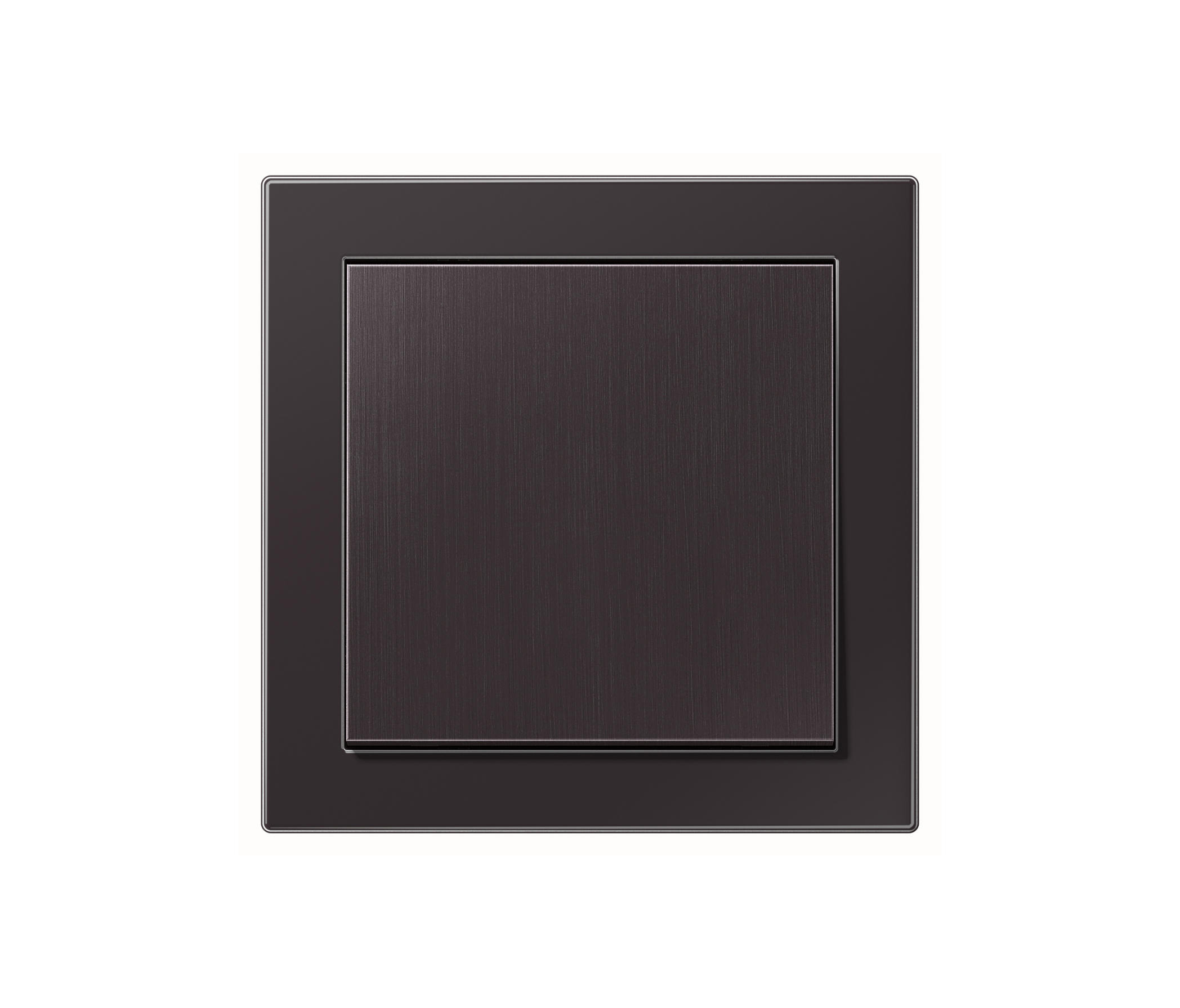 ls design brass dark switch two way switches from jung. Black Bedroom Furniture Sets. Home Design Ideas