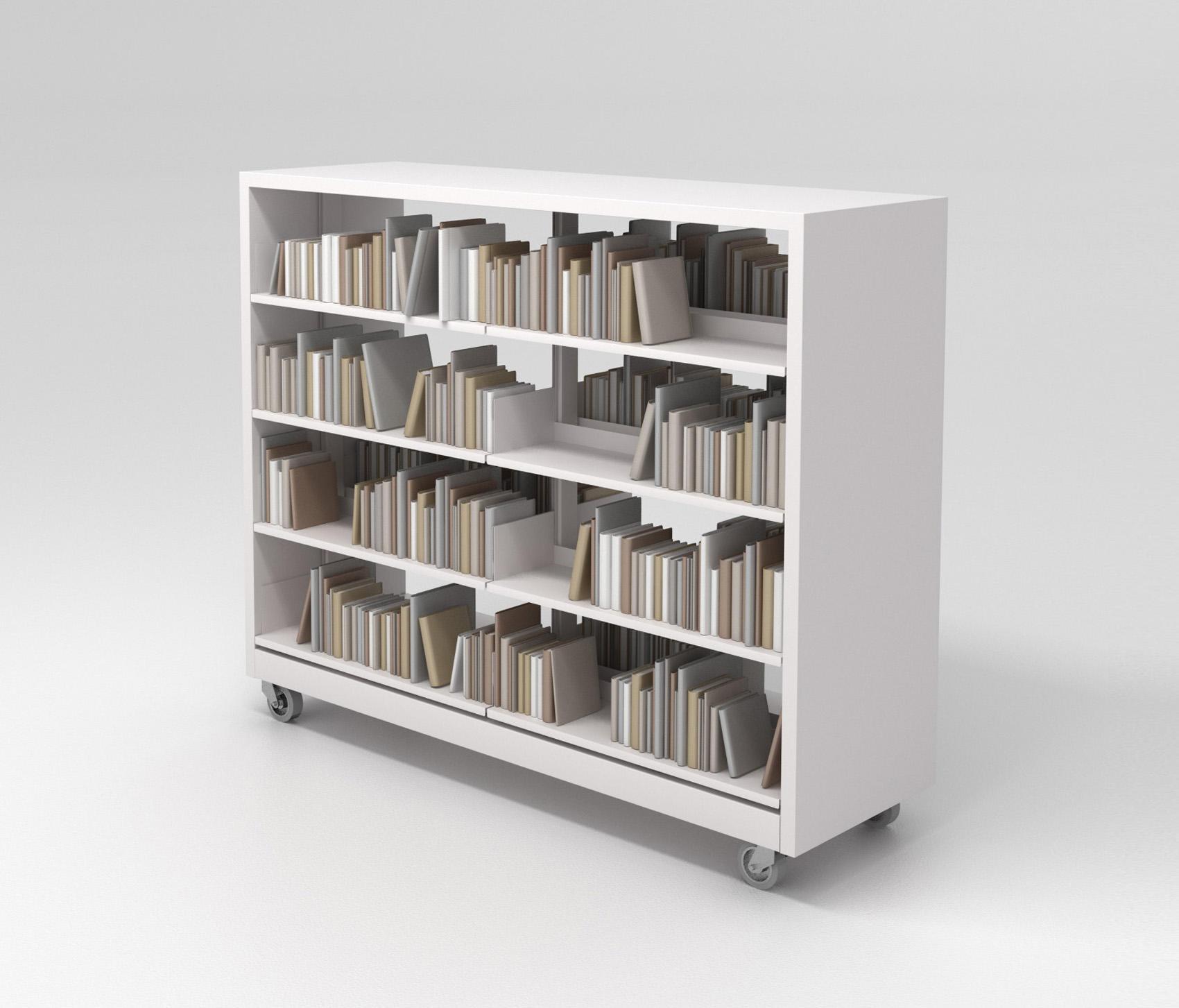 Bk 3 tag res pour biblioth ques de idm coupechoux - Estanteria biblioteca infantil ...