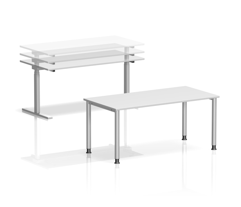 SYMPAS DESK RANGE - Individual desks from Assmann Büromöbel | Architonic