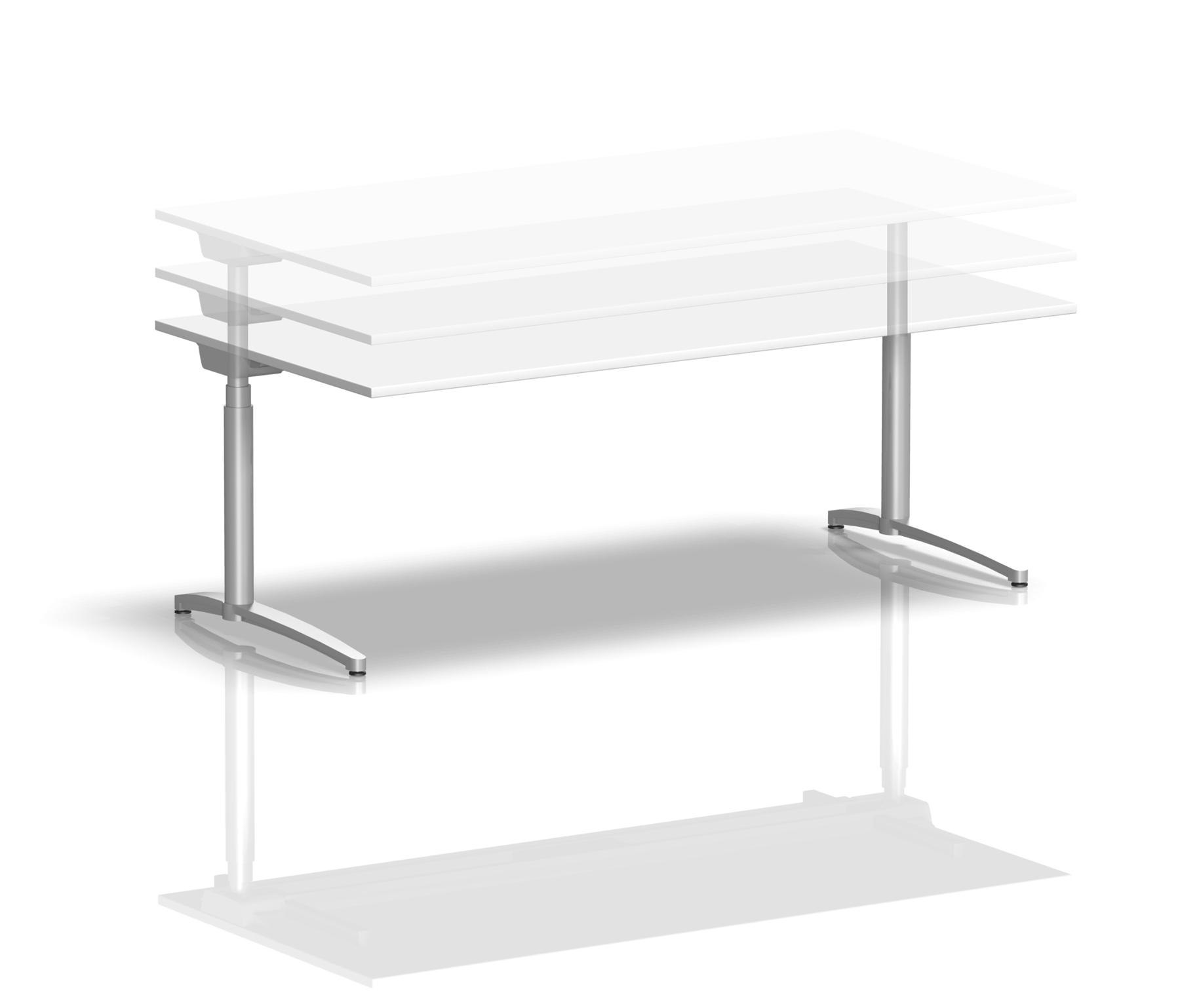 CANVARO DESK - Individual desks from Assmann Büromöbel | Architonic