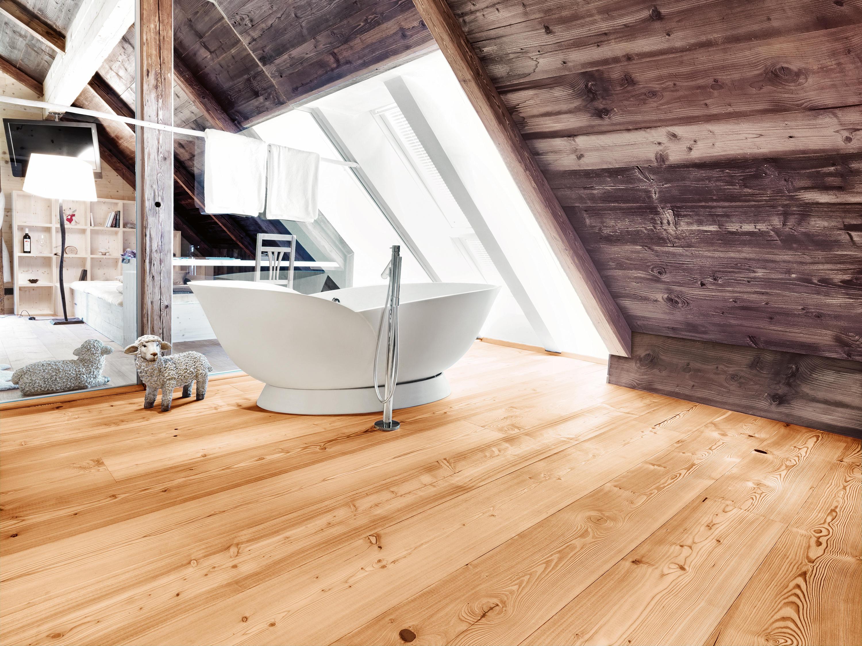 l rche country breitdiele geb rstet natur ge lt. Black Bedroom Furniture Sets. Home Design Ideas