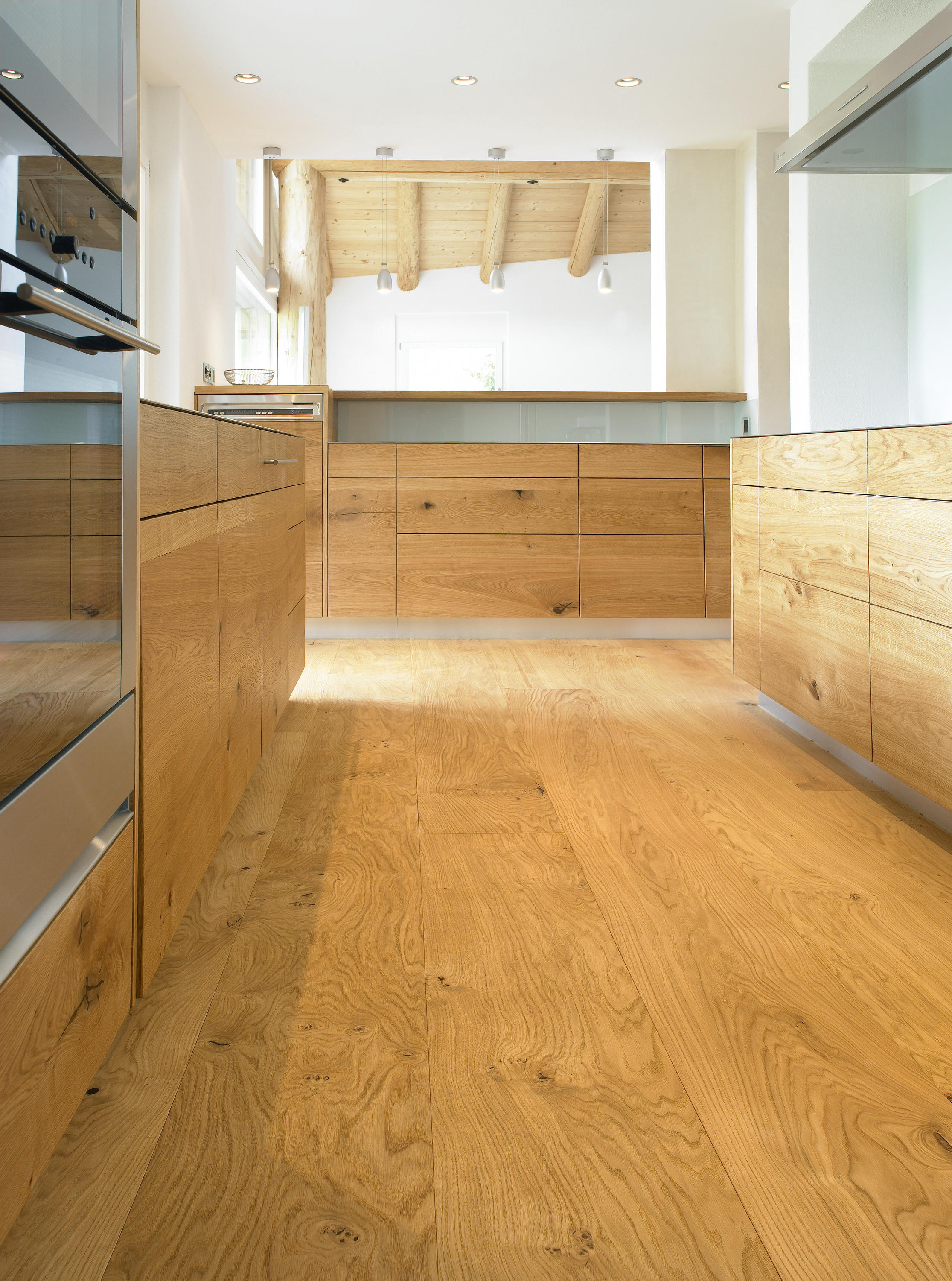 OAK COUNTRY WIDE PLANK BRUSHED