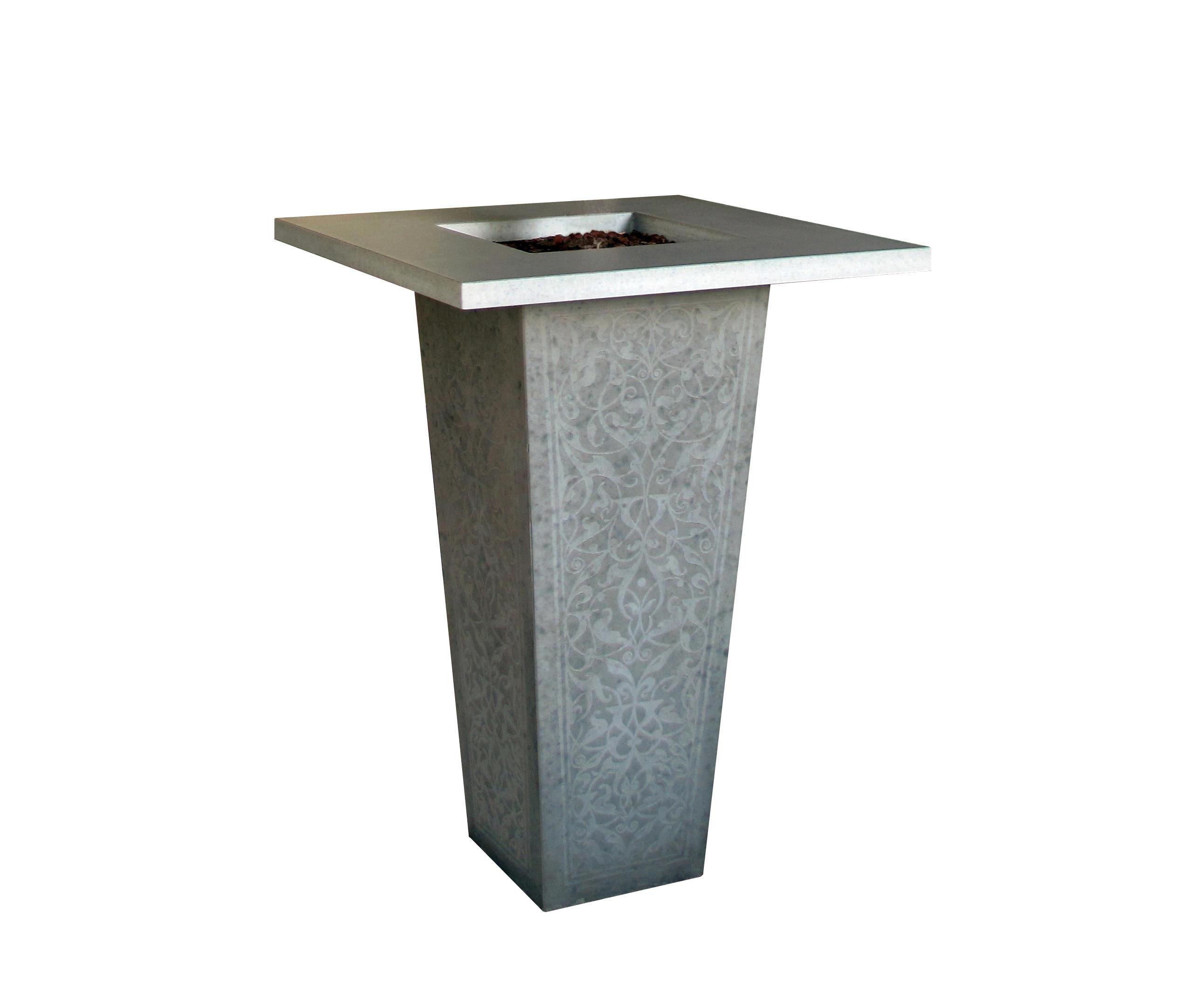 calanthe stehtisch pflanzgef sse von oggi beton architonic. Black Bedroom Furniture Sets. Home Design Ideas