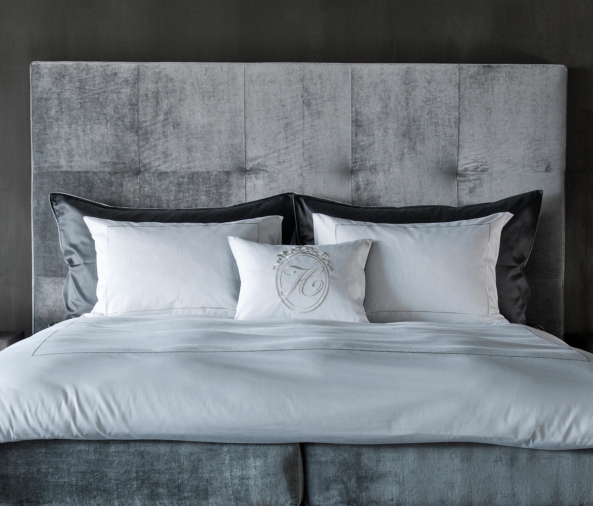 Square Headboard By Nilson Handmade Beds | Bed Headboards ...