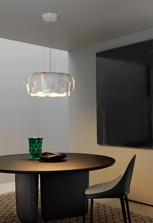 Wig suspension lamp by fontanaarte suspended lights