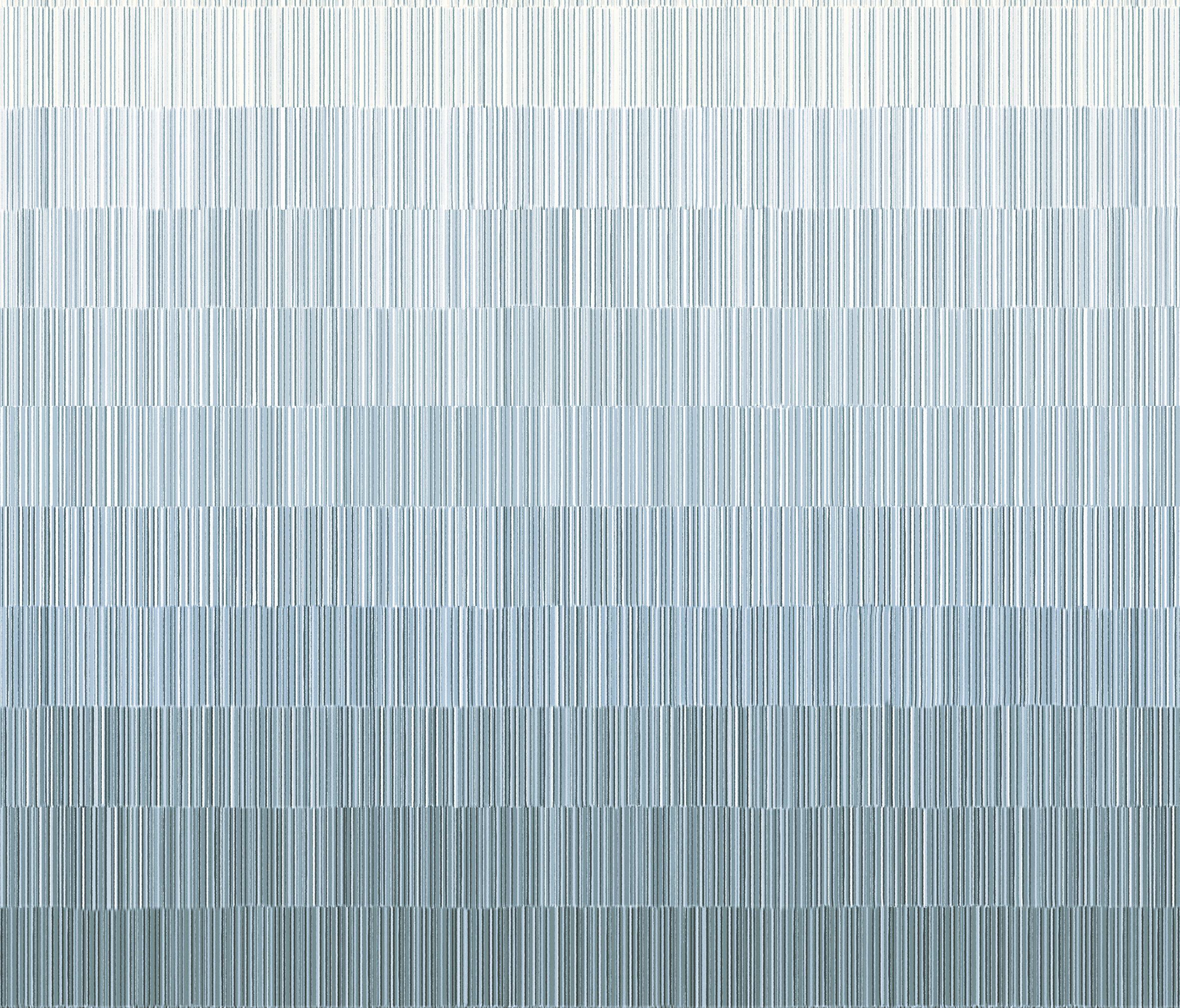 Slimtech I Wave Blue A Facade Cladding By Lea Ceramiche