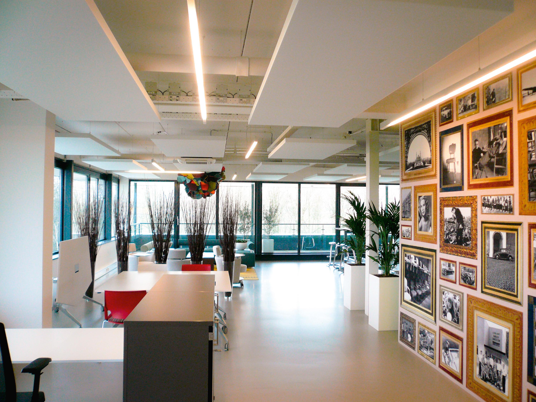 BASELINE│DECKENSEGEL - Akustikdecken von silentrooms | Architonic