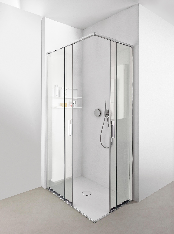 Slide Shower Screens From Makro Architonic