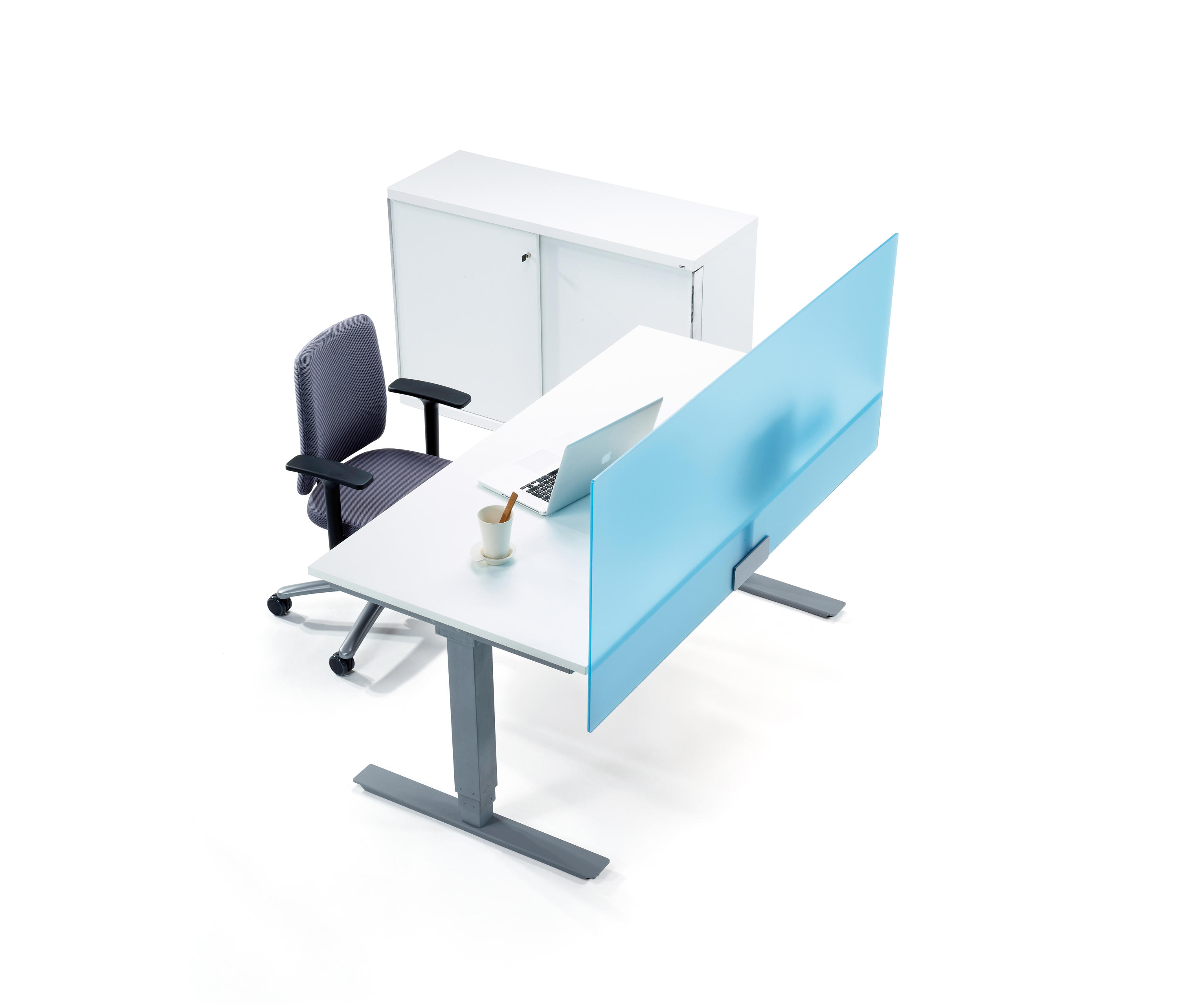 Spot Desk Screen Table Dividers Martela