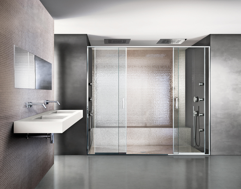 Basic shower piatti doccia makro architonic for Doccia passante