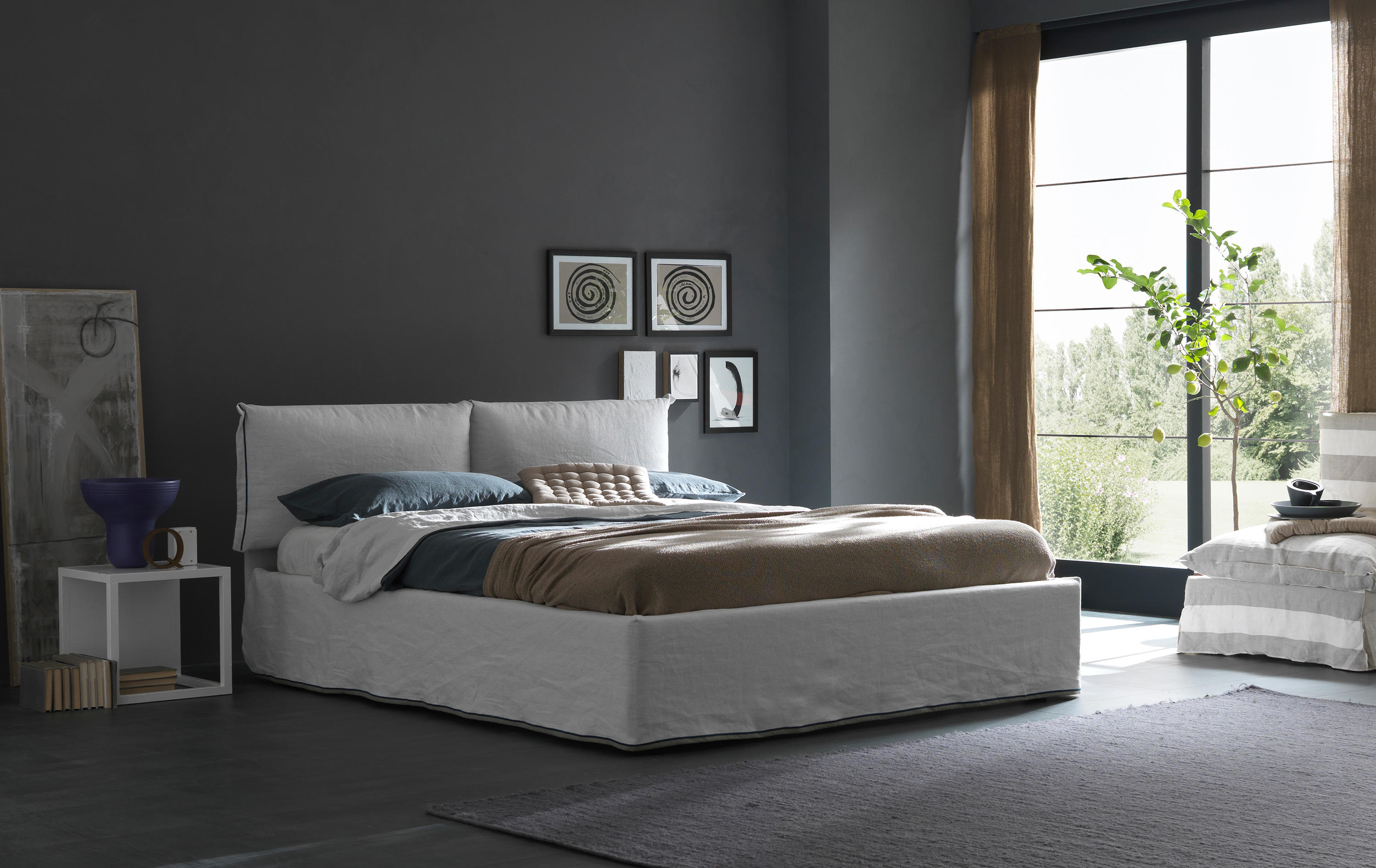 iorca chic double beds from bolzan letti architonic