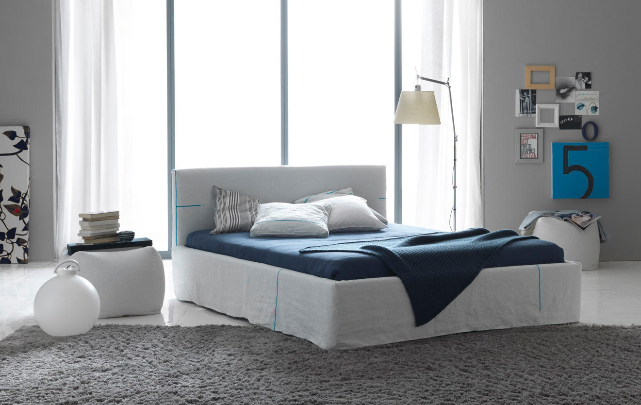 Metropolitan Bedroom Furniture Metropolitan Chic Double Beds By Bolzan Letti Architonic
