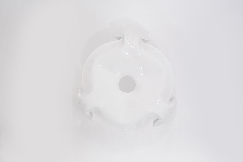 Sgabello Plopp Di Oskar Zieta : Plopp stool kitchen white sgabelli bar zieta