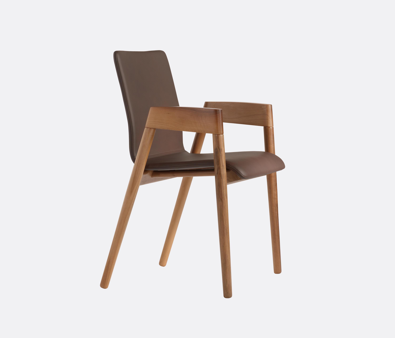 holzer stuhl st hle von l ffler architonic. Black Bedroom Furniture Sets. Home Design Ideas