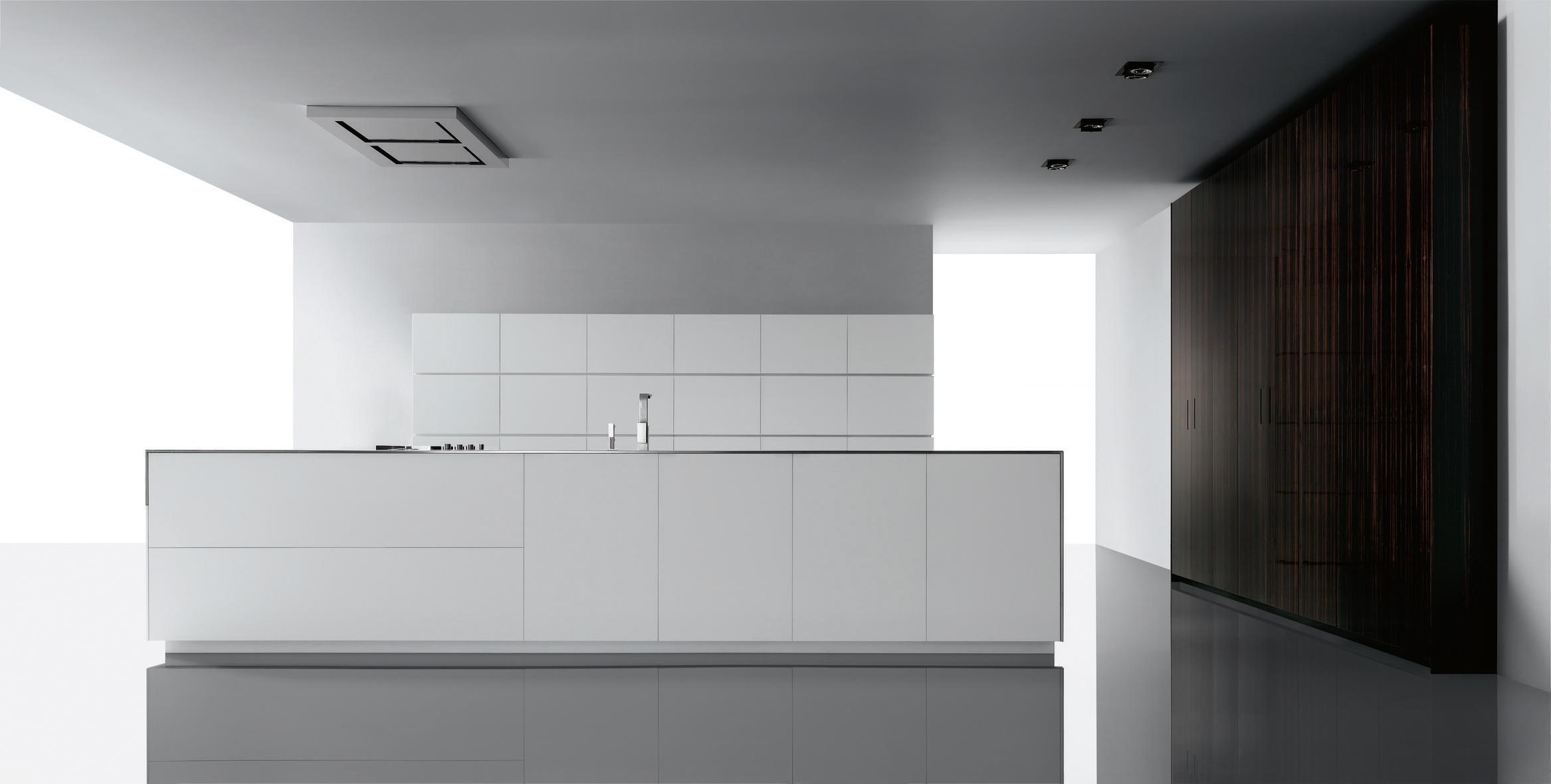 EBANO VINTAGE B.S.L. SEDAMAT BLANCO SUPER MIRROR - Kitchen systems ...