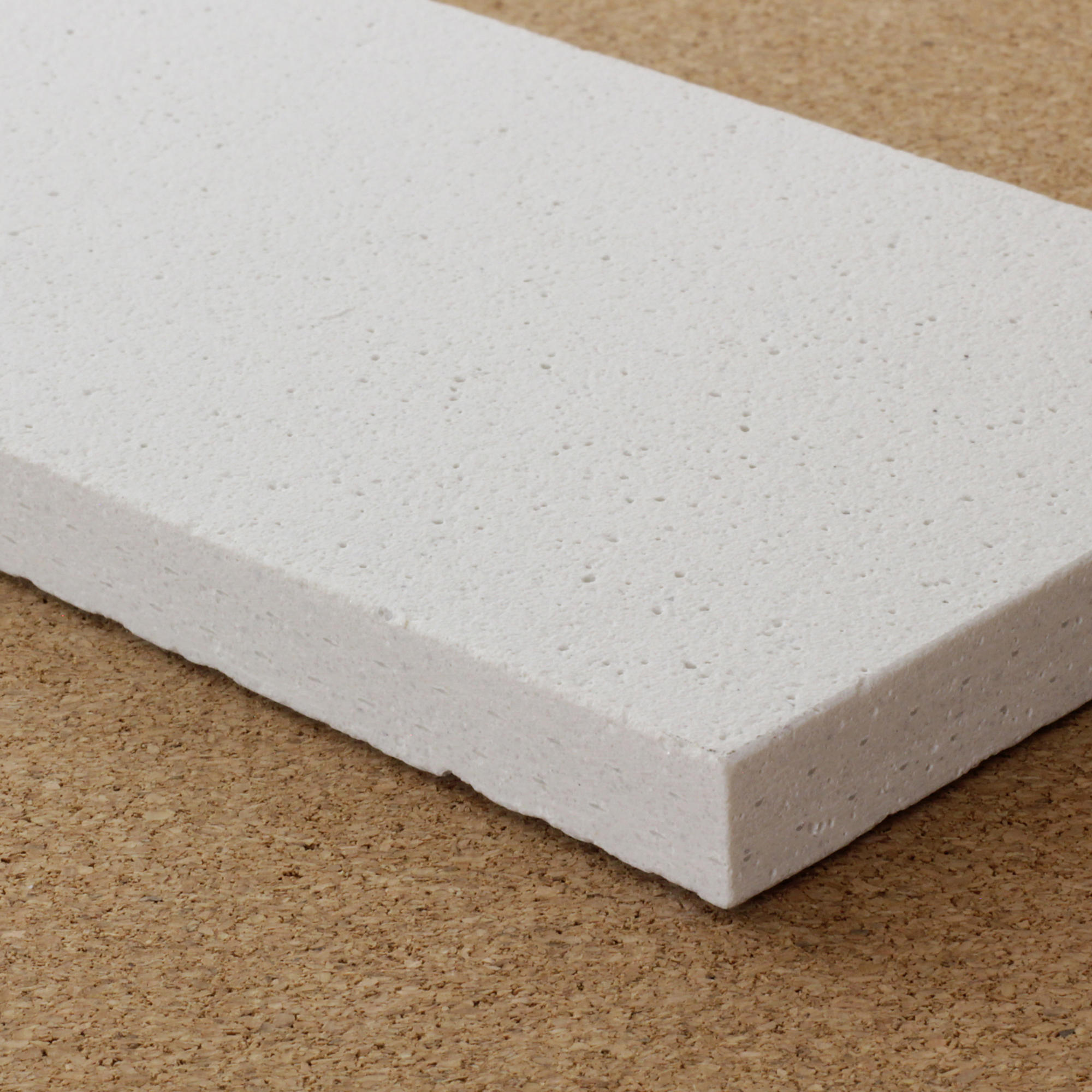 Fiber Reinforced Concrete : Extruded glass fibre reinforced concrete sandblasted