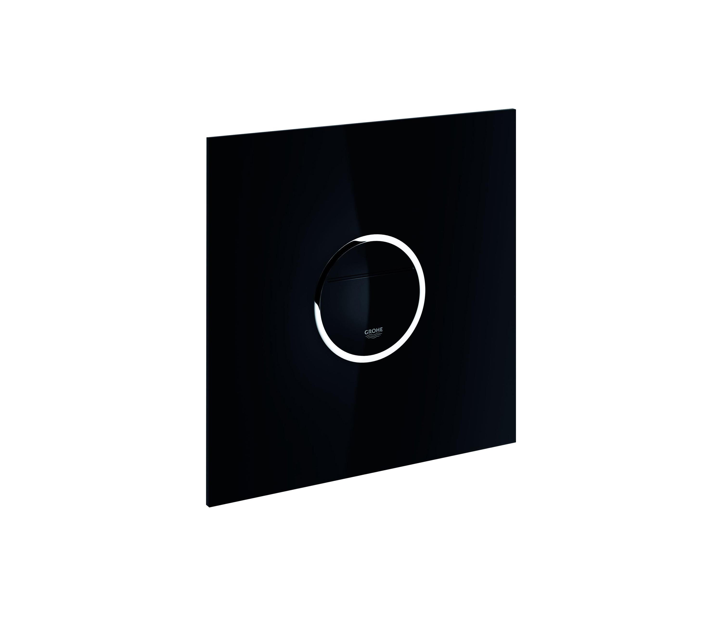GROHE ONDUS® DIGITECTURE LIGHT FLUSH PLATE - Flushes from GROHE ...