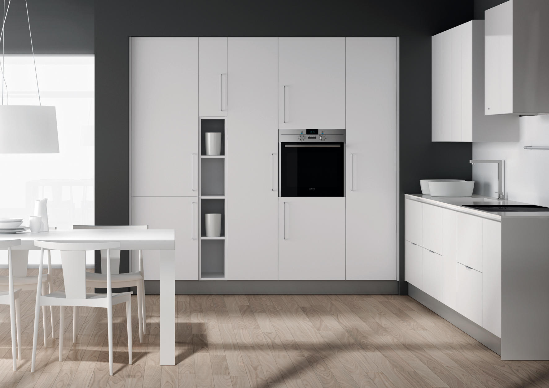 2000 blanco fitted kitchens from doca architonic - Cocinas singular kitchen ...
