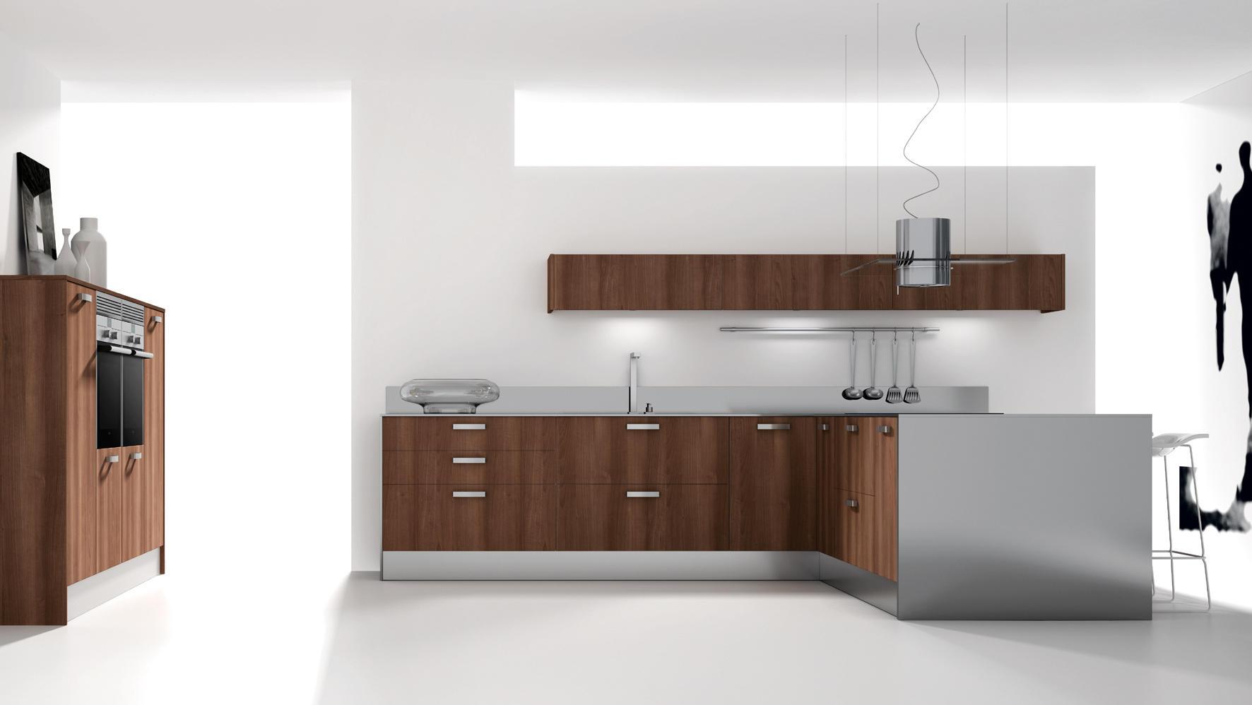 2000 acacia cucine a parete doca architonic - Cucine a parete ...