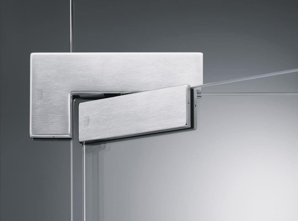 Universal Hinges For Glass Doors From Dormakaba Architonic
