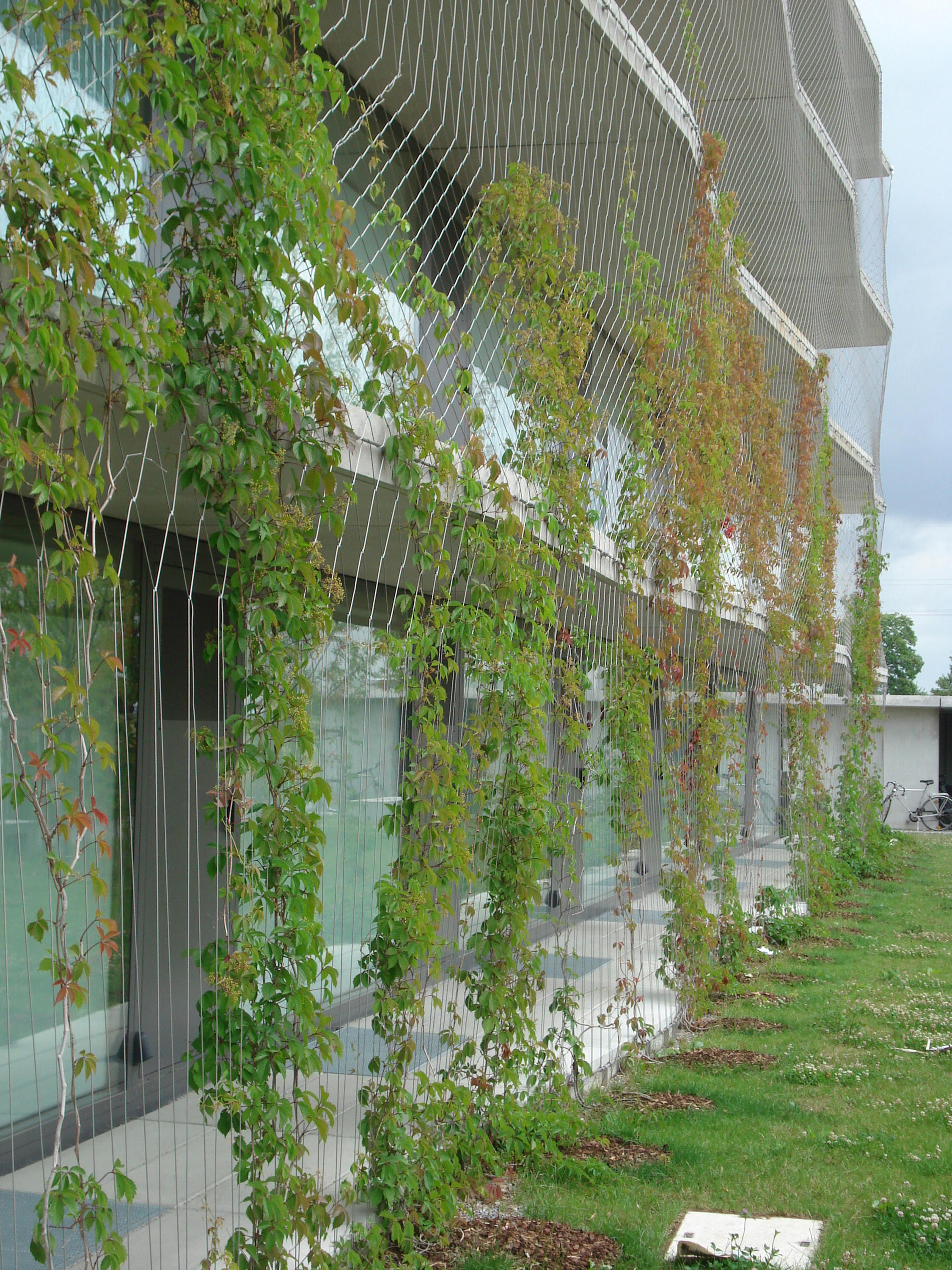 I Sys Green Wall Systems Facade Systems From Carl