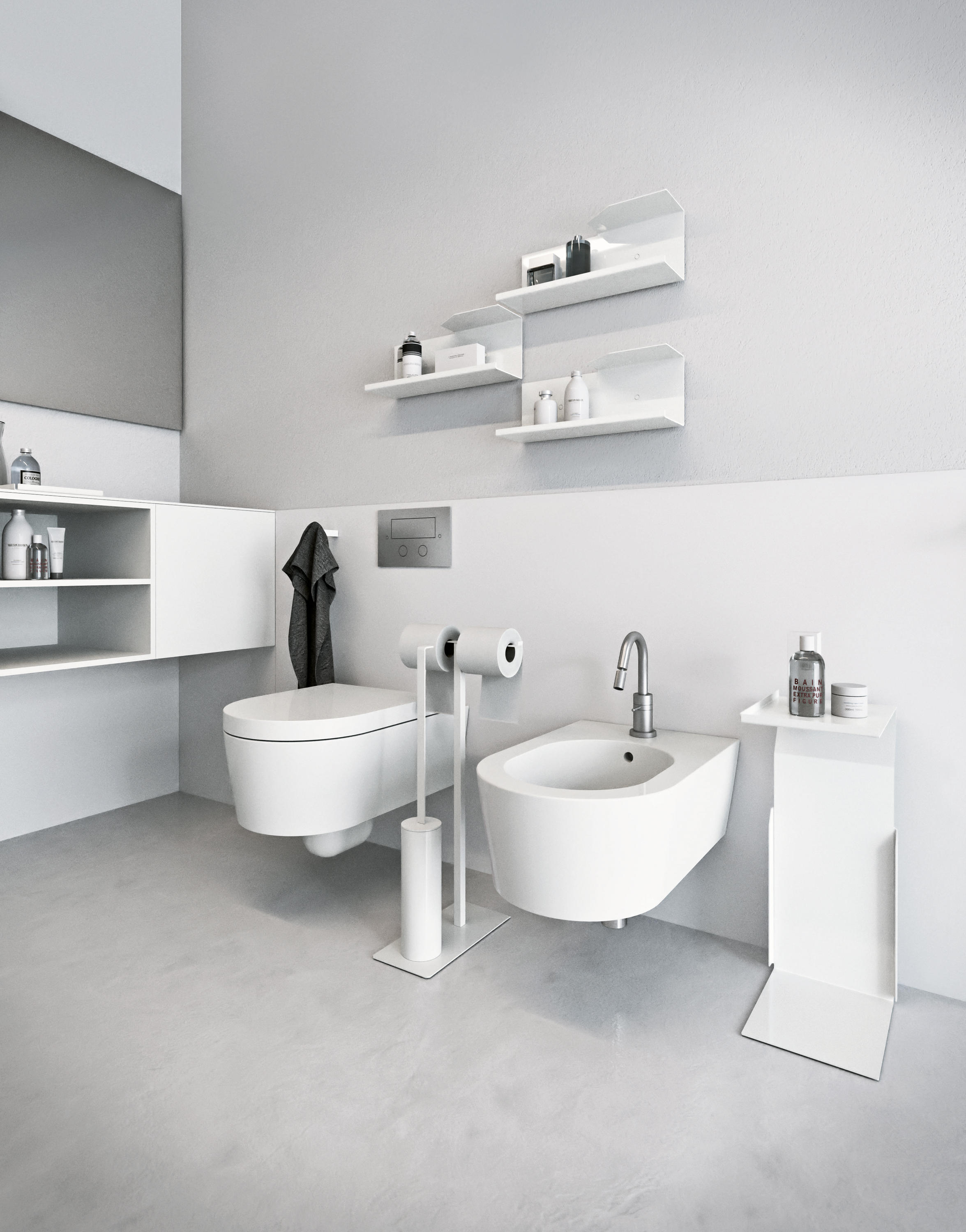 type collection accessori per bagni makro architonic