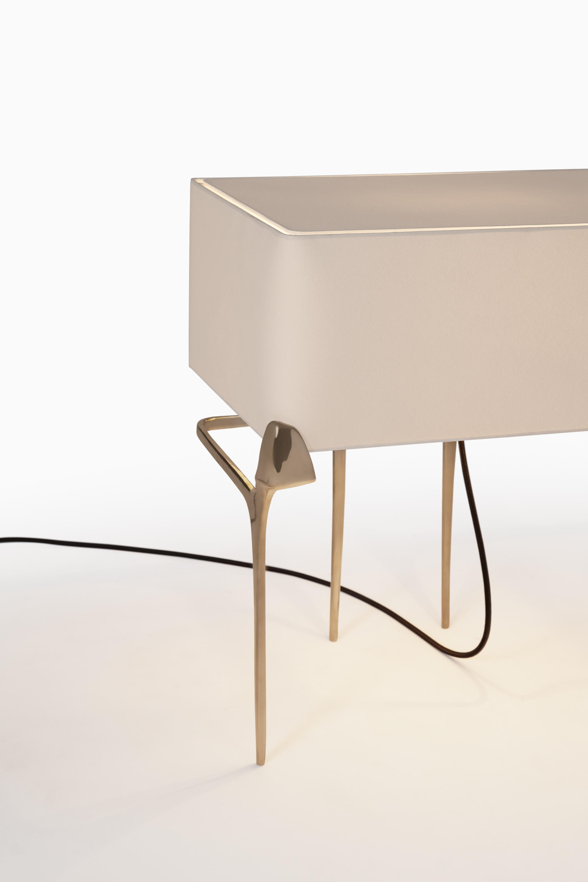 Charmant ... Flint Table Lamp By CASTE | Table Lights