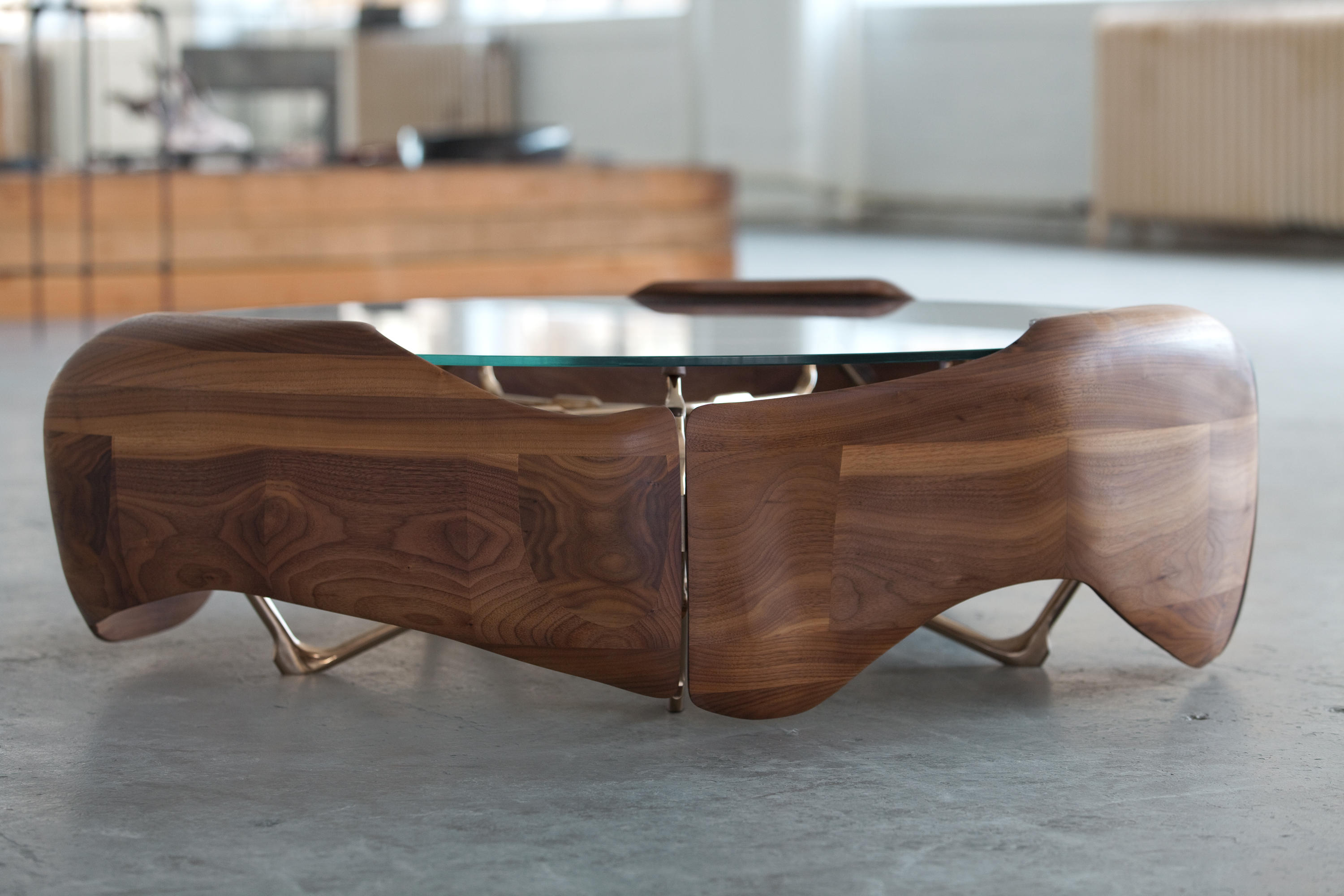 ... Vessel Coffee Table By CASTE | Coffee Tables ...