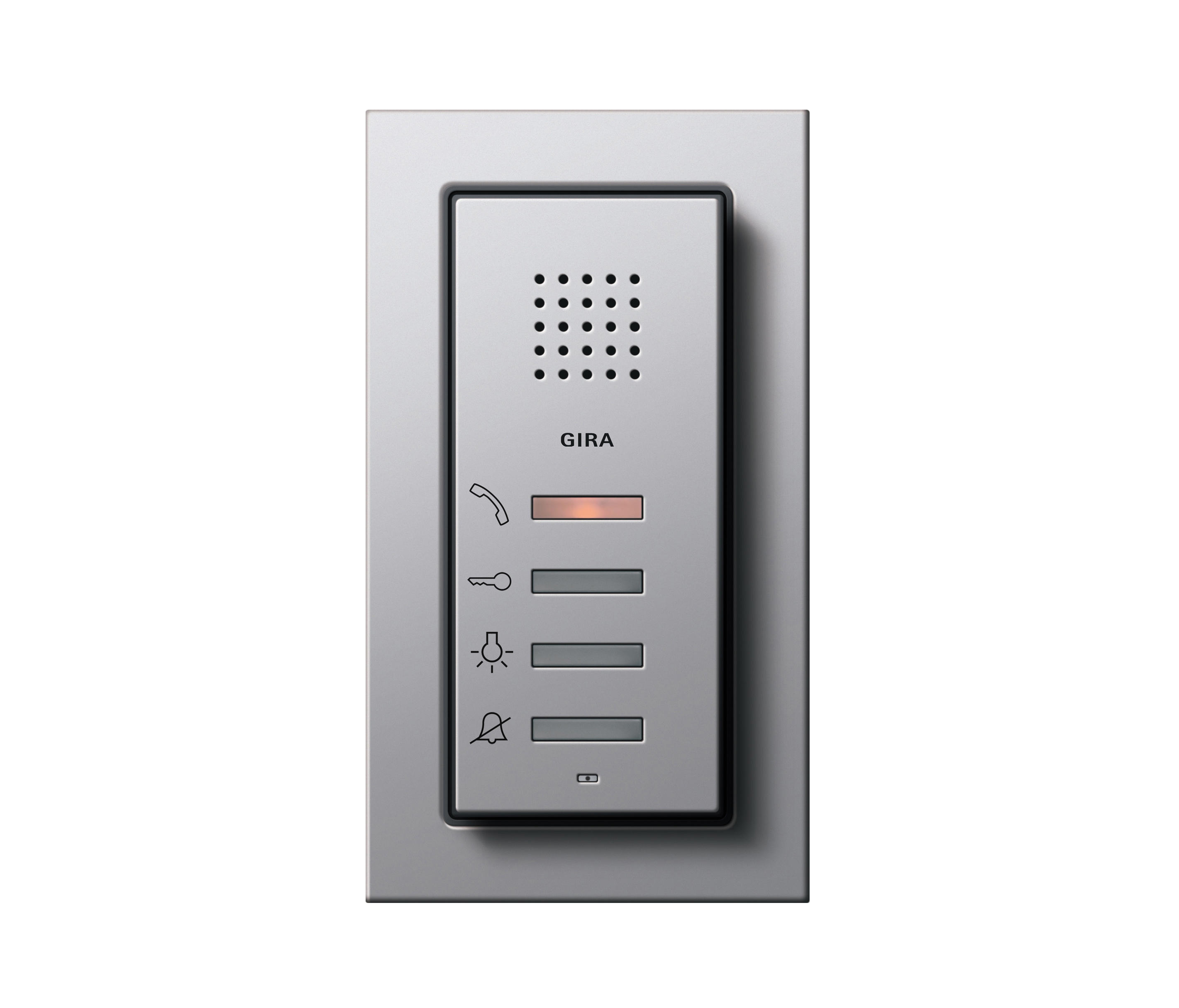home station ap e22 intercoms interior from gira. Black Bedroom Furniture Sets. Home Design Ideas