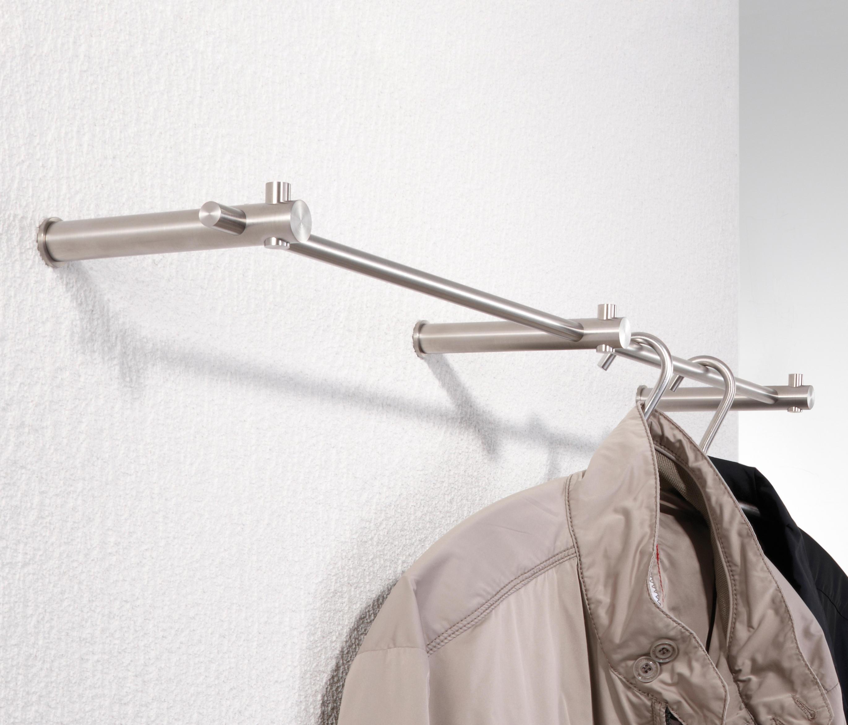 wandgarderobe g4 1200 wandgarderoben von phos design architonic. Black Bedroom Furniture Sets. Home Design Ideas