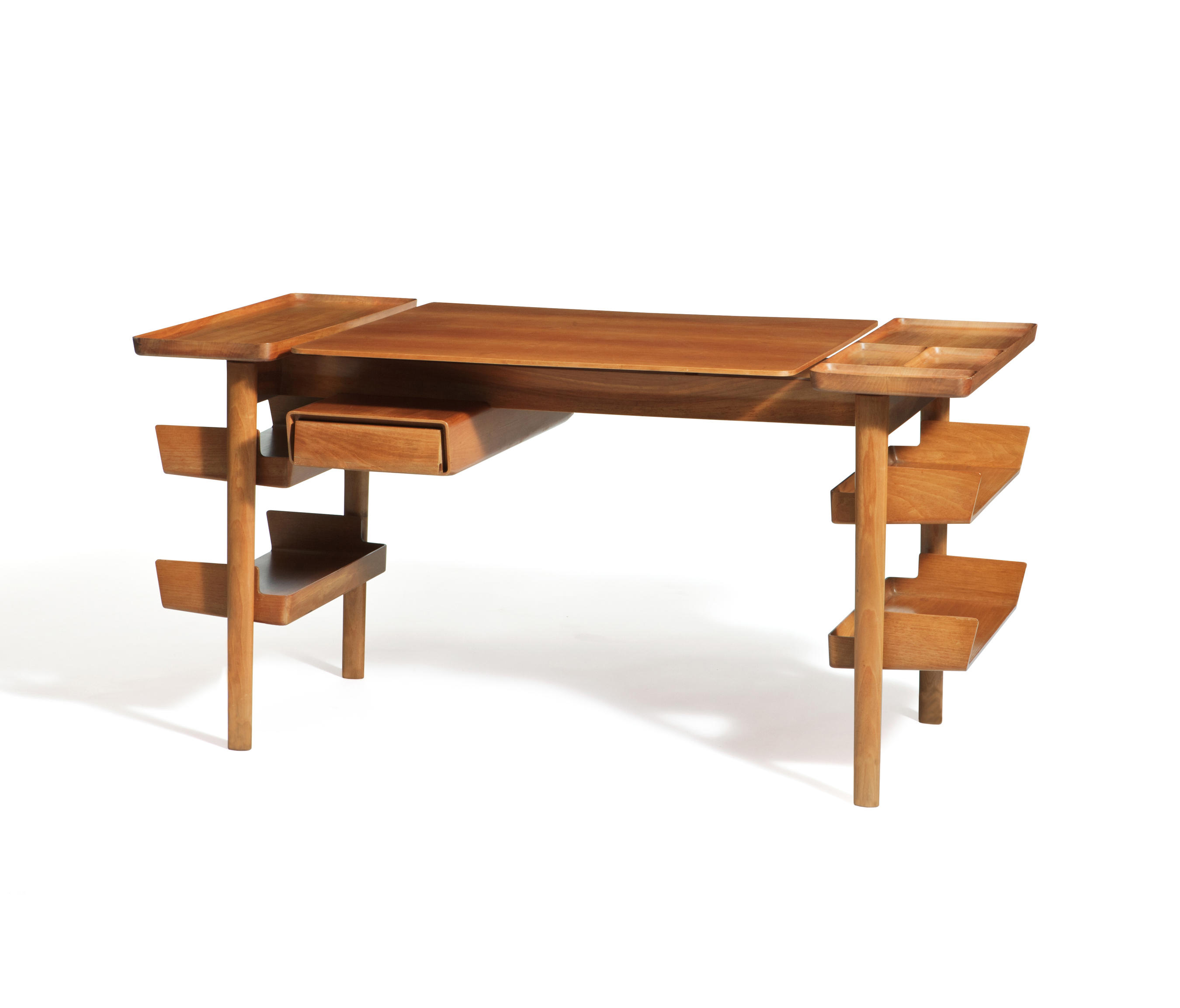 genius vanity wooden roll desks computer value divine small desk most top oak
