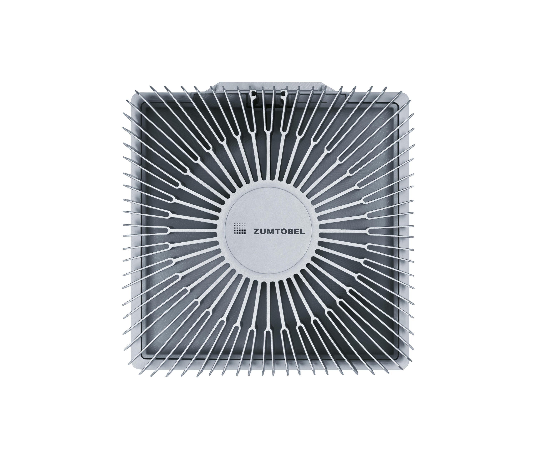 panos infinity focos reflectores de zumtobel lighting architonic. Black Bedroom Furniture Sets. Home Design Ideas