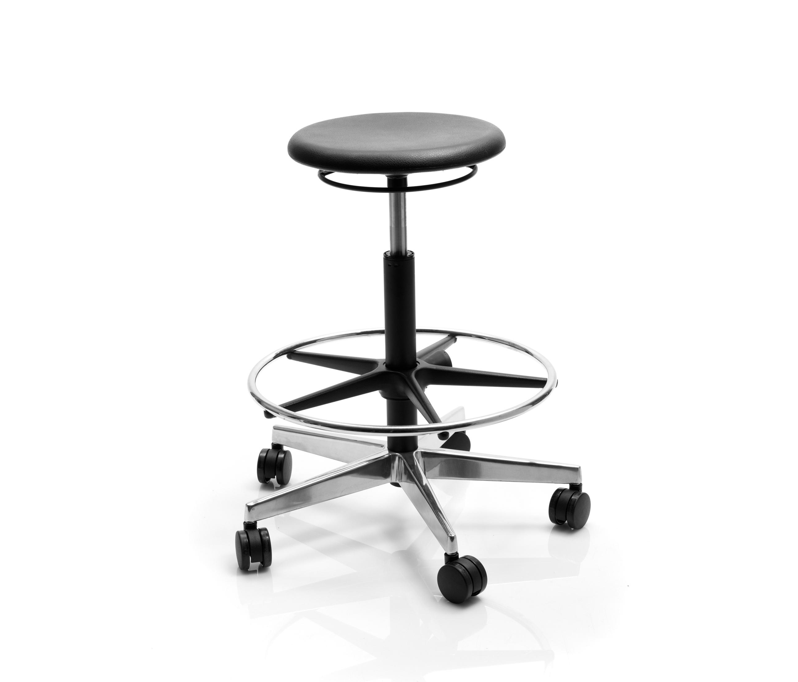 SWIVEL STOOLS WITHOUT BACKREST High quality designer SWIVEL