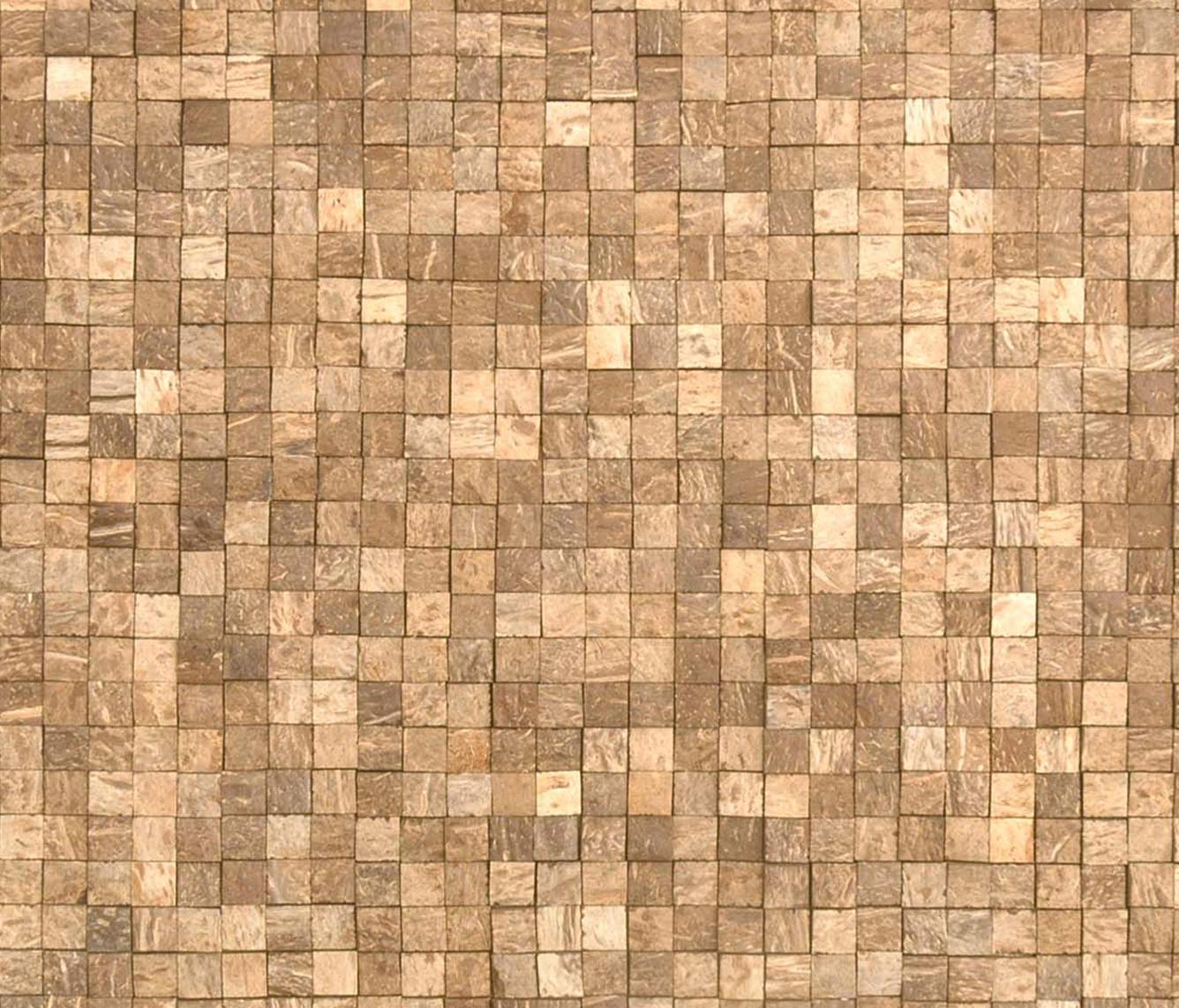 COCOMOSAIC WALL TILES NATURAL FANTASIA - Wall mosaics from ...