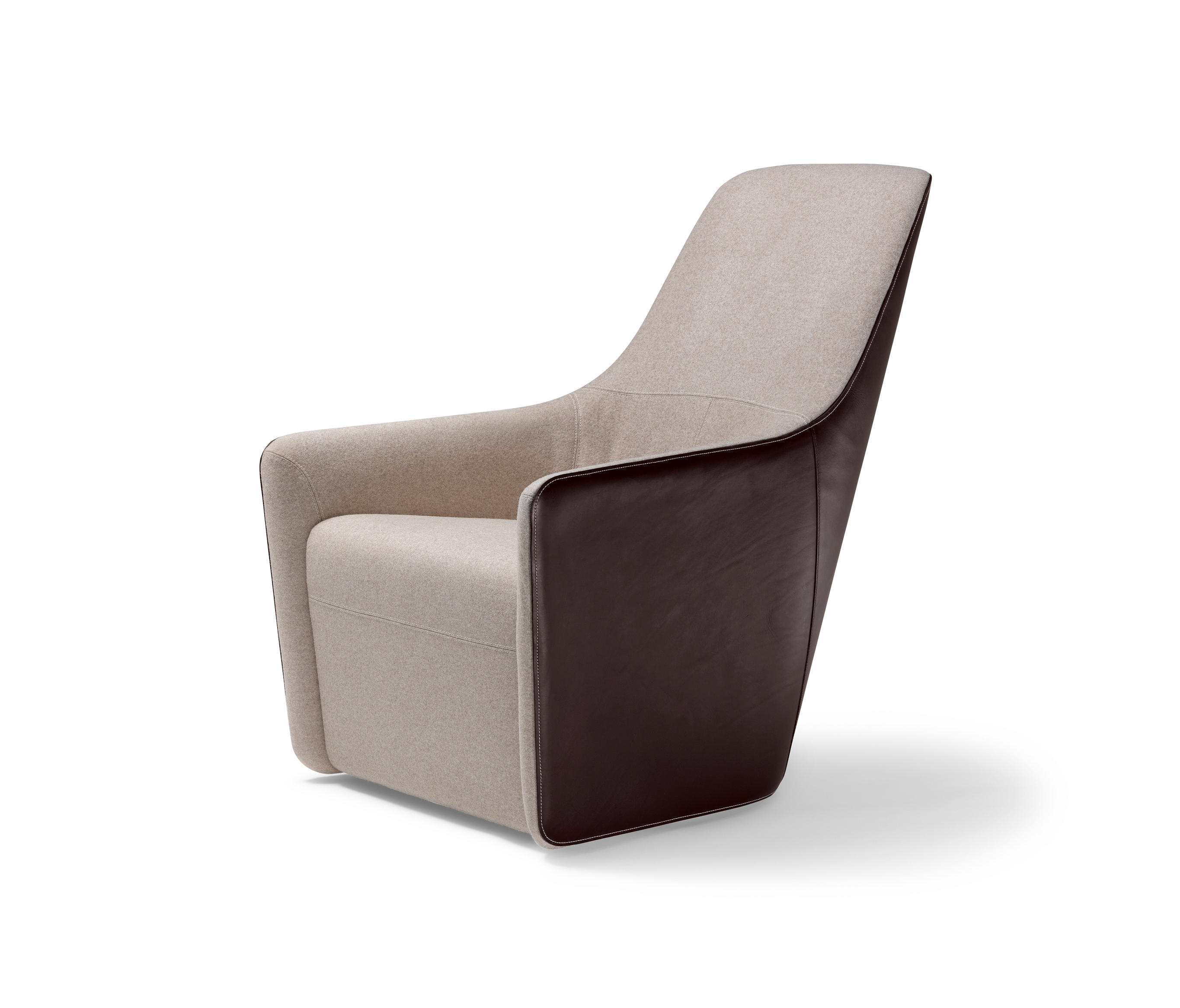 foster 520 armchair lounge chairs from walter knoll. Black Bedroom Furniture Sets. Home Design Ideas