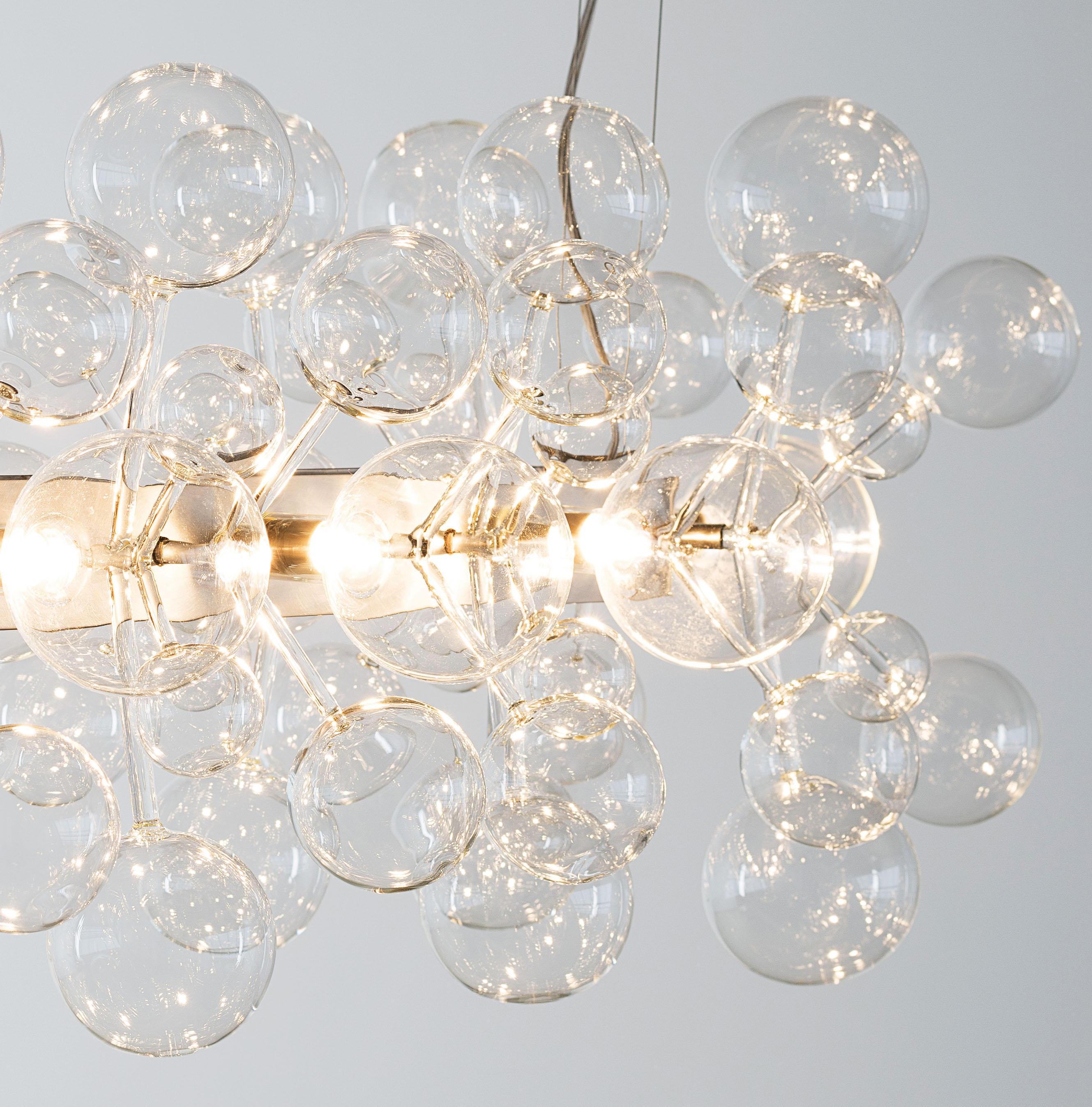 about lights light trubridge medium pendant brand cloud floating david lighting ceiling etheral