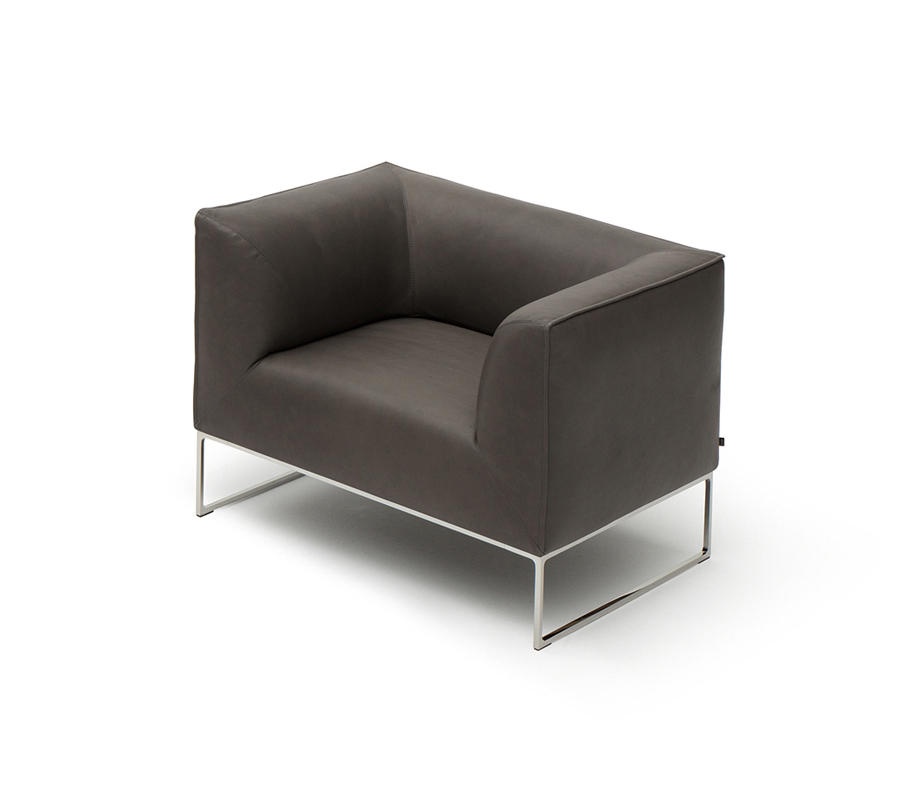 mell sessel loungesofas von cor architonic. Black Bedroom Furniture Sets. Home Design Ideas