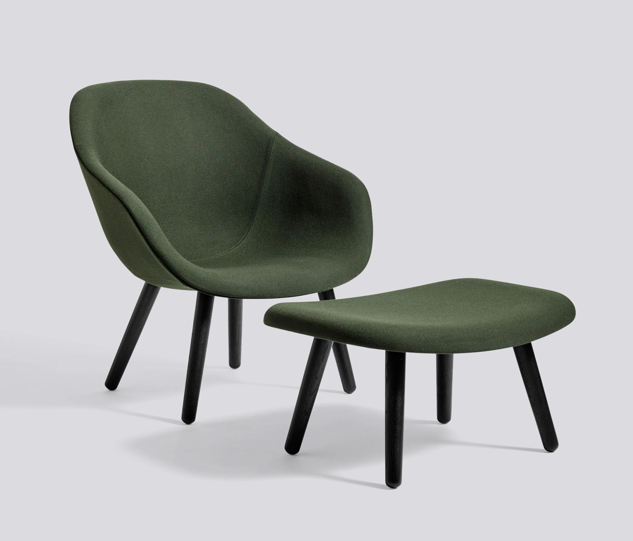 Hay Lounge Stoel.About A Lounge Chair Aal82 Armchairs From Hay Architonic
