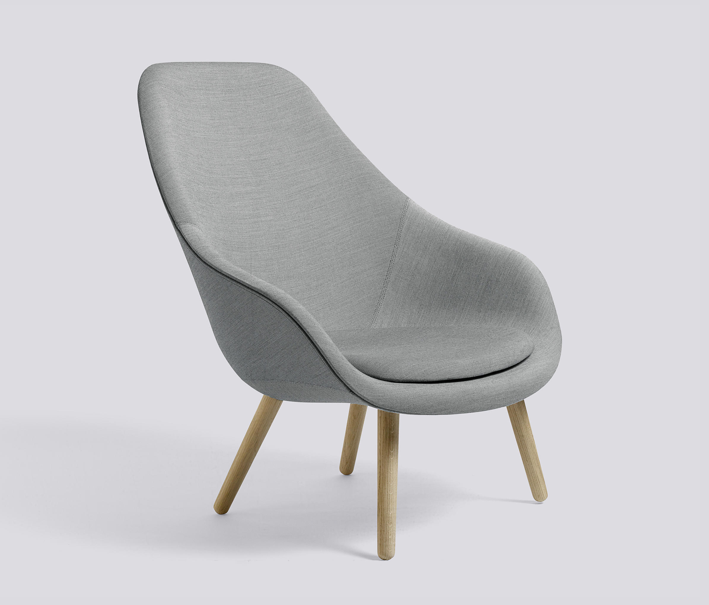 About A Lounge Chair Aal92 Armchairs From Hay Architonic