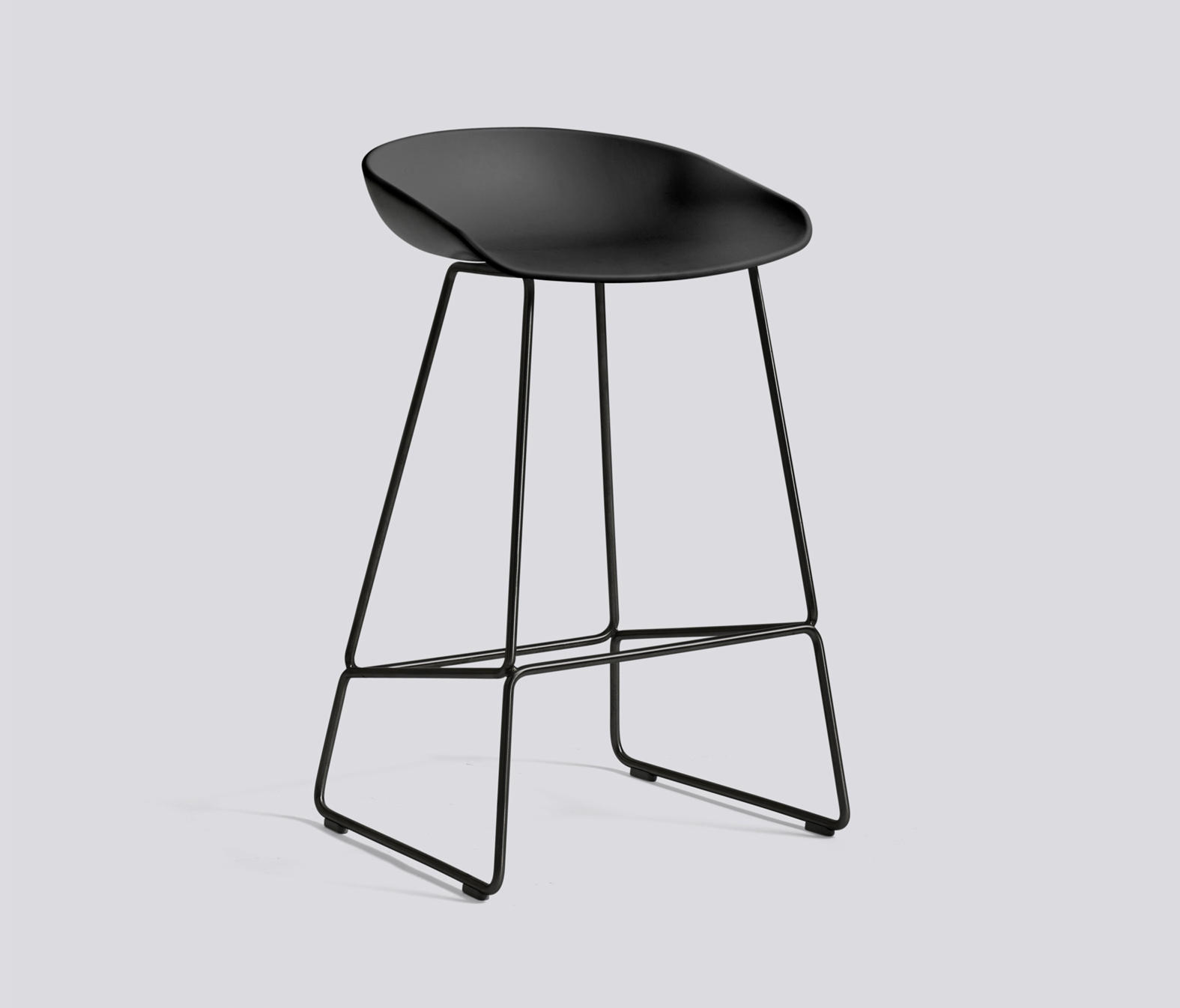 about a stool aas38 bar stools from hay architonic. Black Bedroom Furniture Sets. Home Design Ideas
