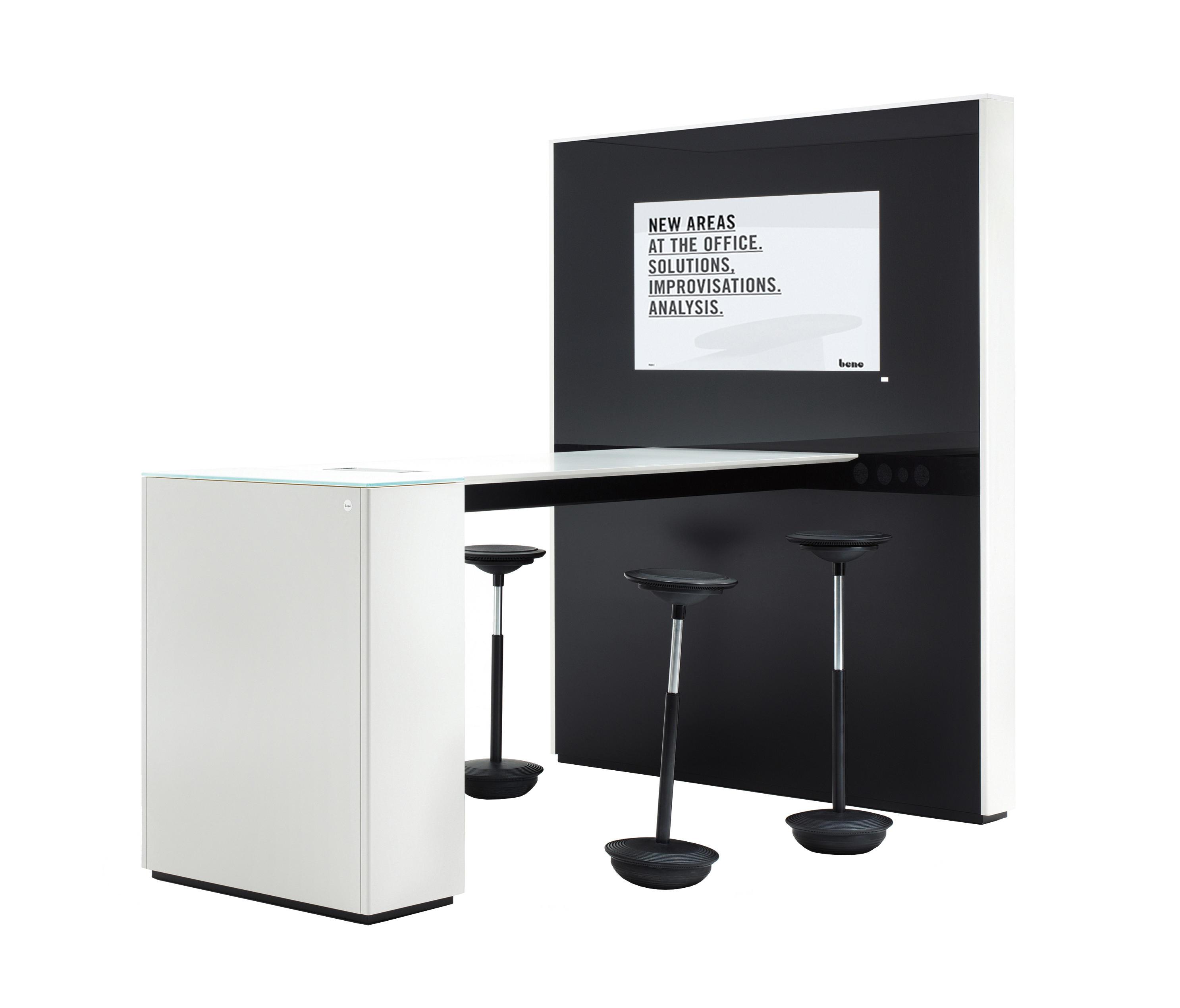 idea office supplies. PARCS Idea Wall Bridge By Bene | AV Unites Office Supplies E
