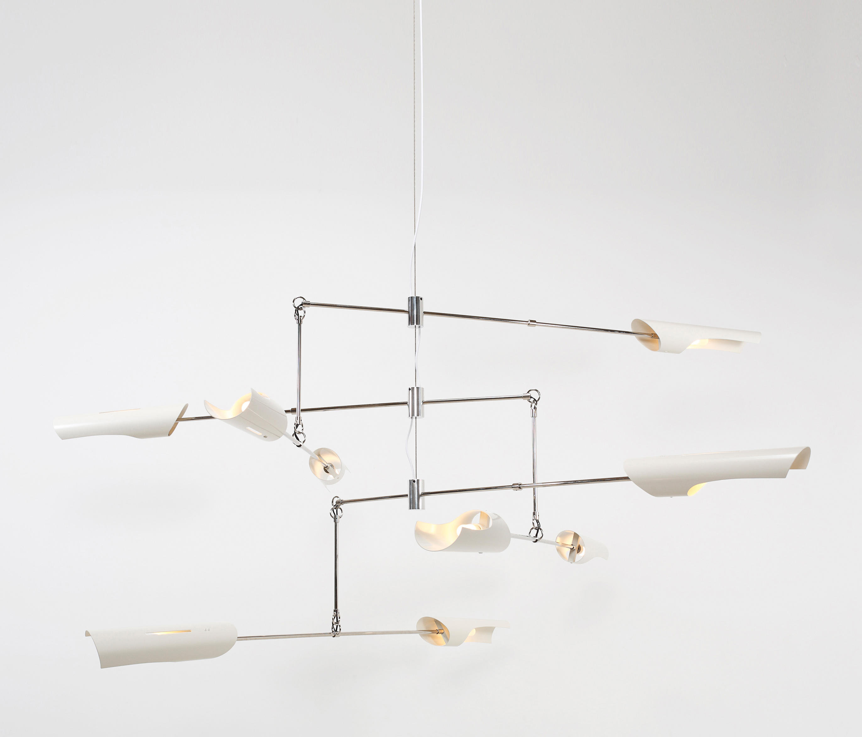 Torroja Mobile No 429 By David Weeks Studio Suspended Lights