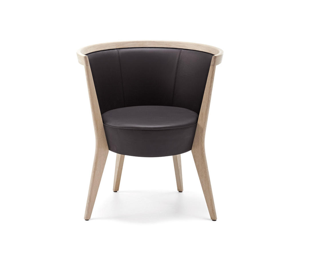circle chair chairs from schou andersen architonic