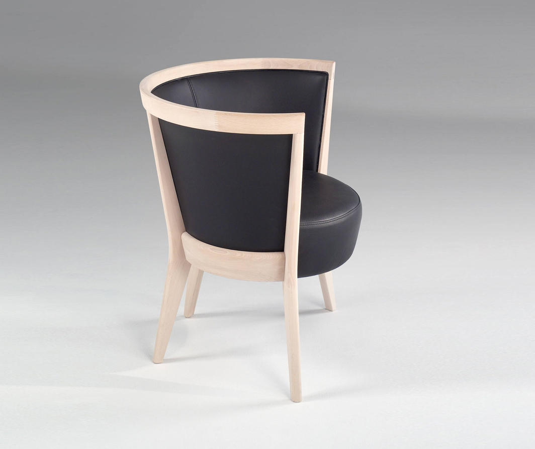CIRCLE CHAIR Restaurant chairs from Schou Andersen