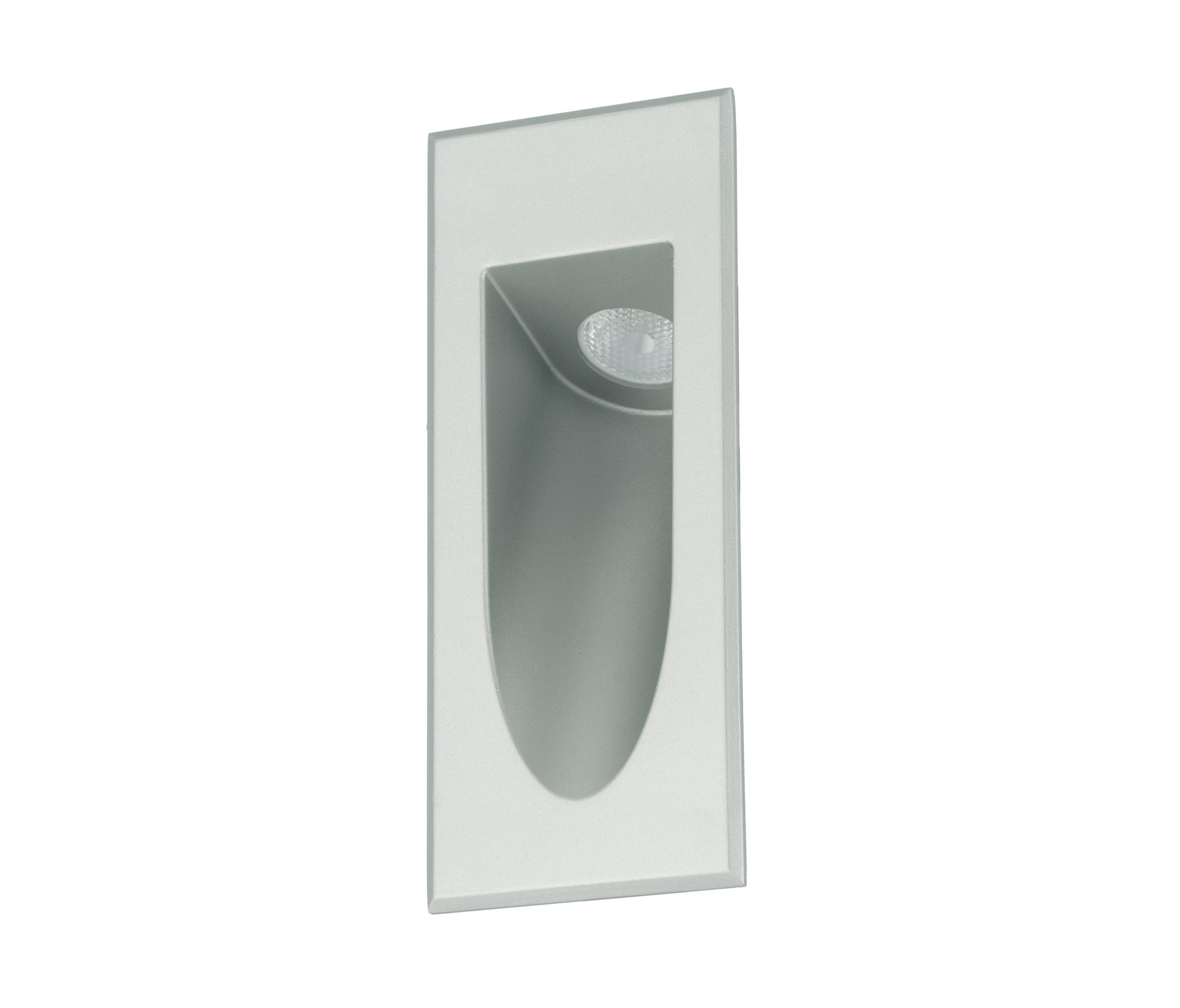 Q led wall built in lamp recessed wall lights from unex architonic q led wall built in lamp by unex recessed wall lights aloadofball Image collections