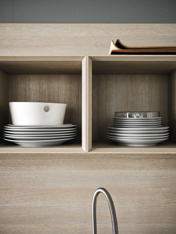 ARIEL | COMPOSIZIONE 1 - Cucine parete Cesar | Architonic